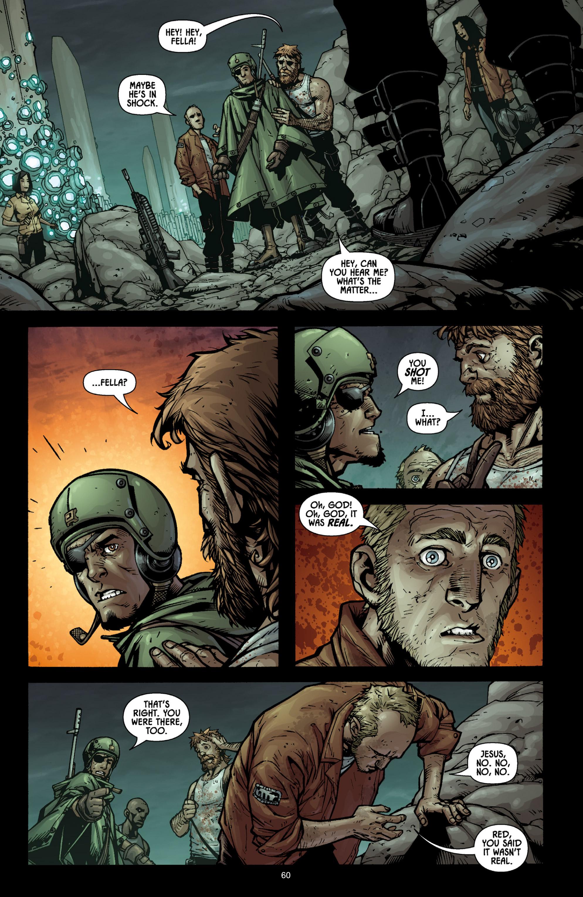 Read online Aliens (2009) comic -  Issue # TPB - 56