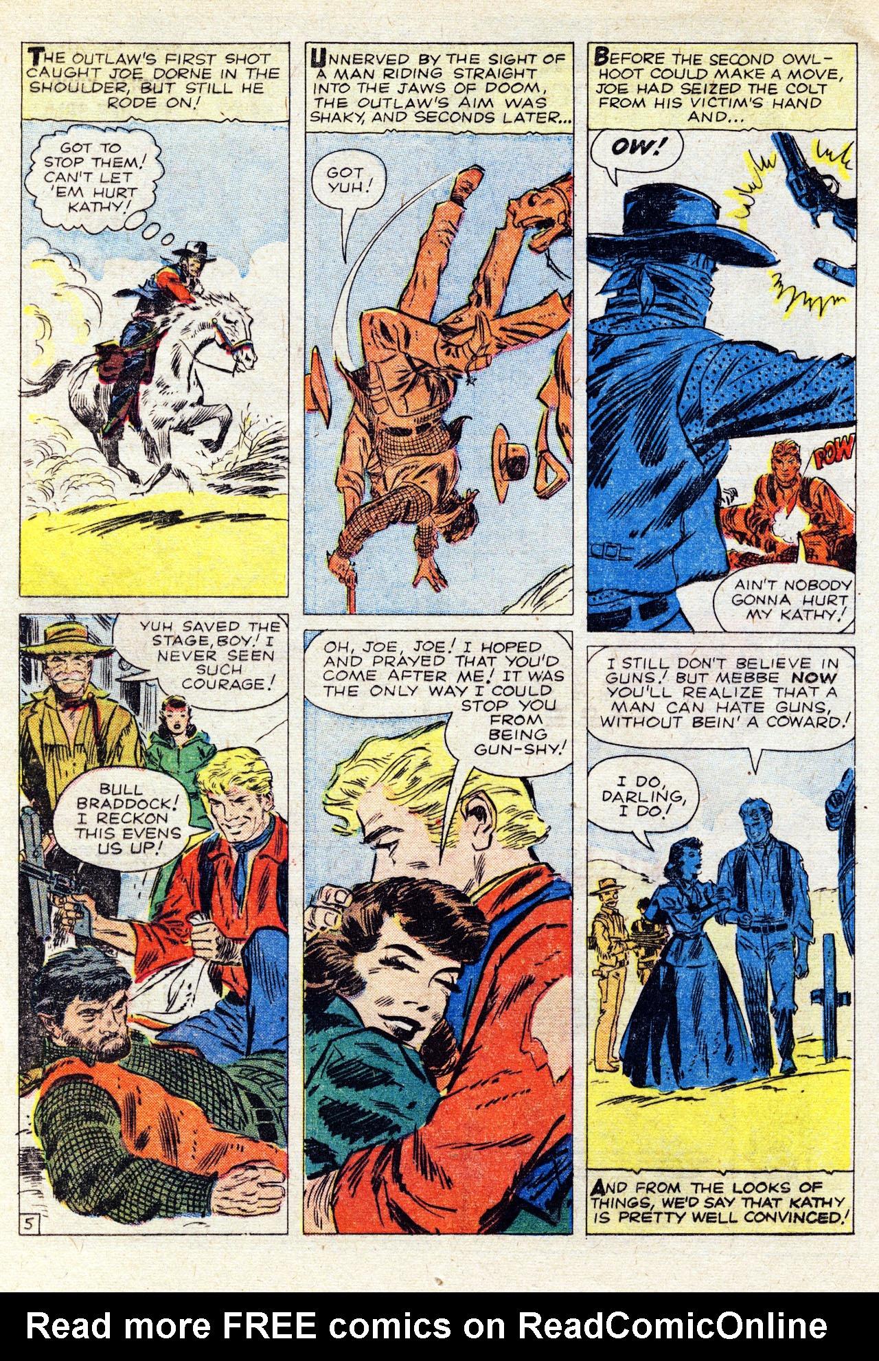 Read online Two-Gun Kid comic -  Issue #58 - 24