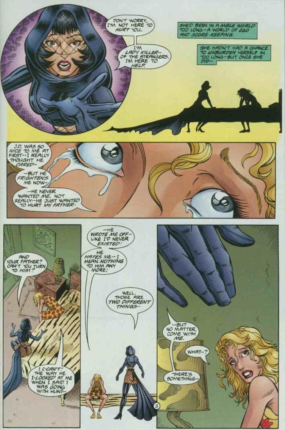 Read online Ultraverse Premiere comic -  Issue #7 - 27