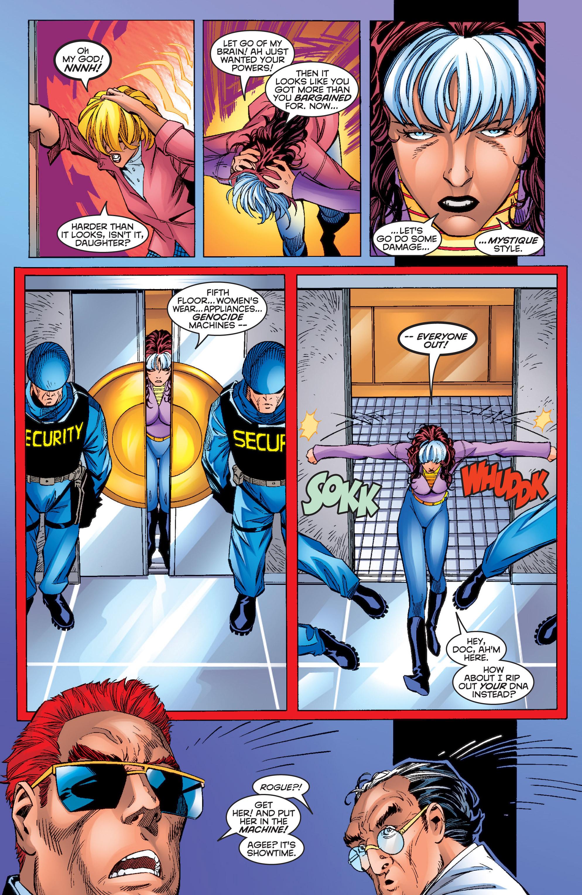 Read online Uncanny X-Men (1963) comic -  Issue #359 - 15