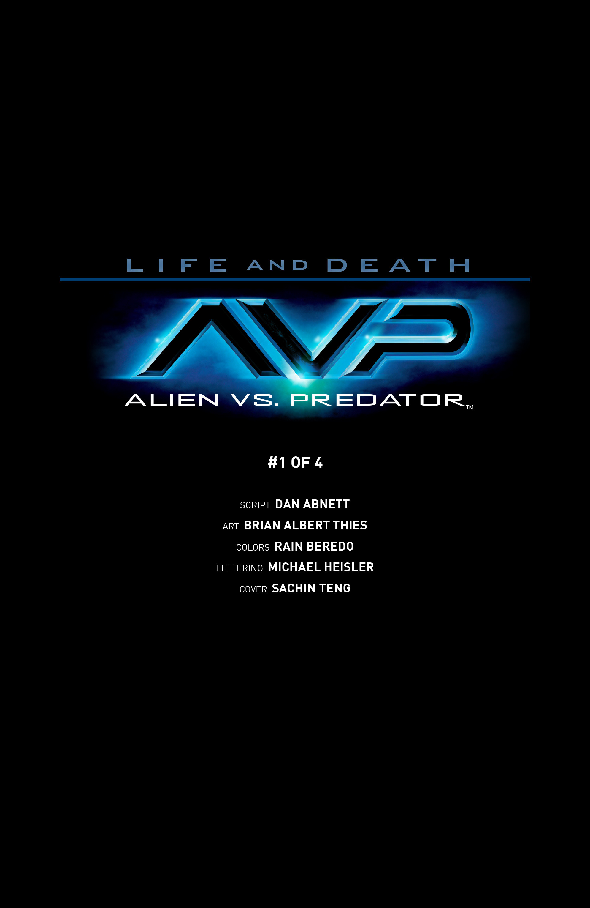 Read online Alien Vs. Predator: Life and Death comic -  Issue #1 - 30