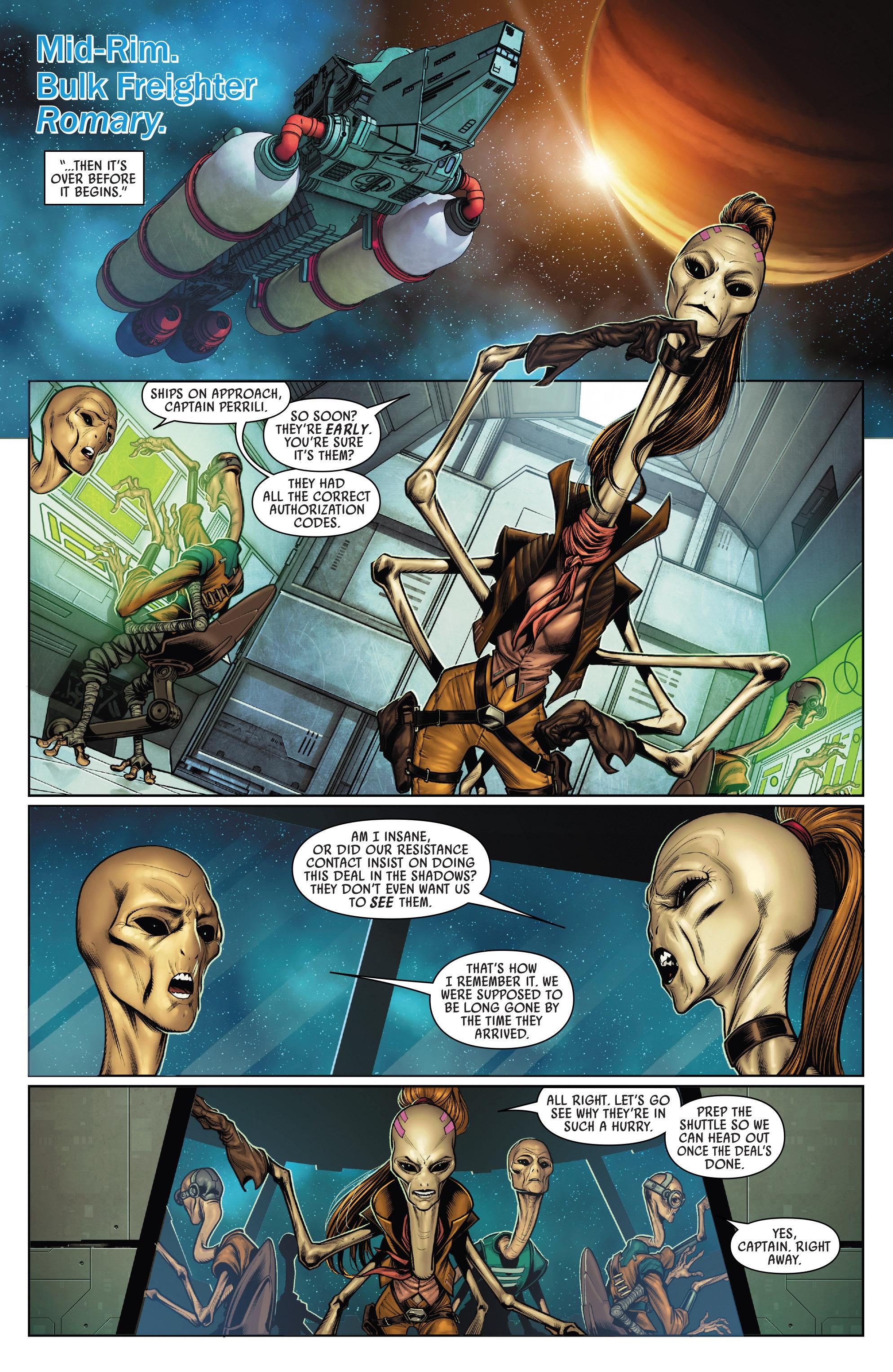 Read online Star Wars: Poe Dameron comic -  Issue #15 - 5