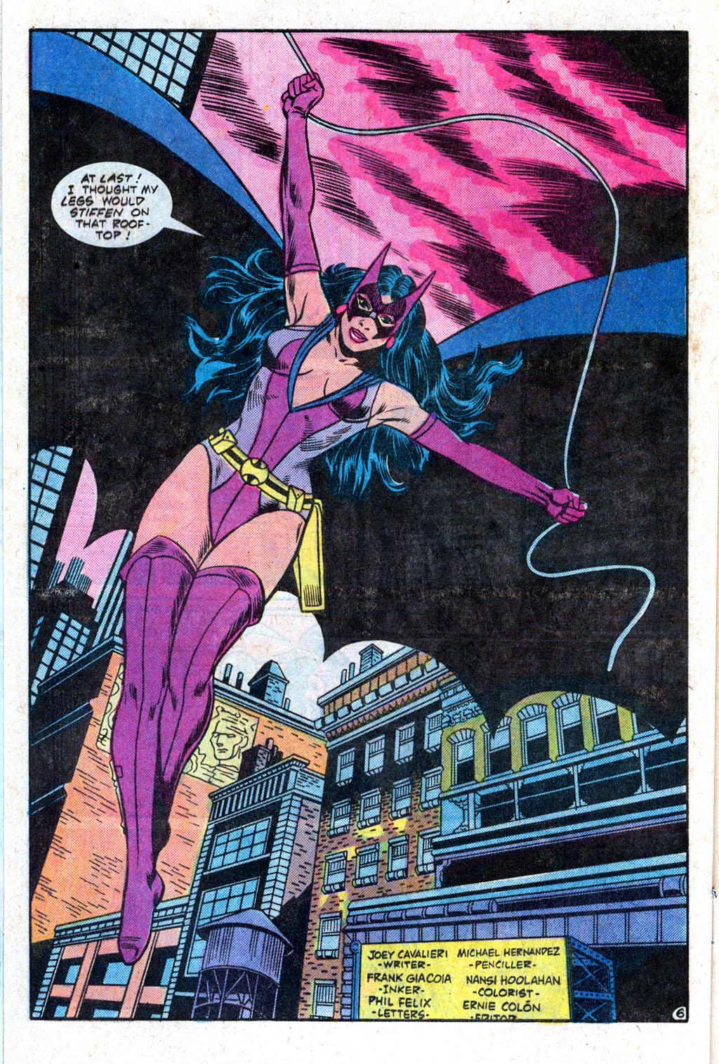 Read online Wonder Woman (1942) comic -  Issue #308 - 32