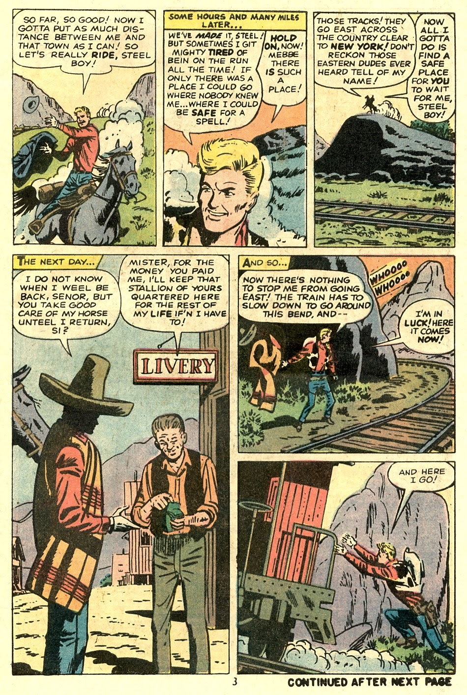 Kid Colt Outlaw issue 185 - Page 5