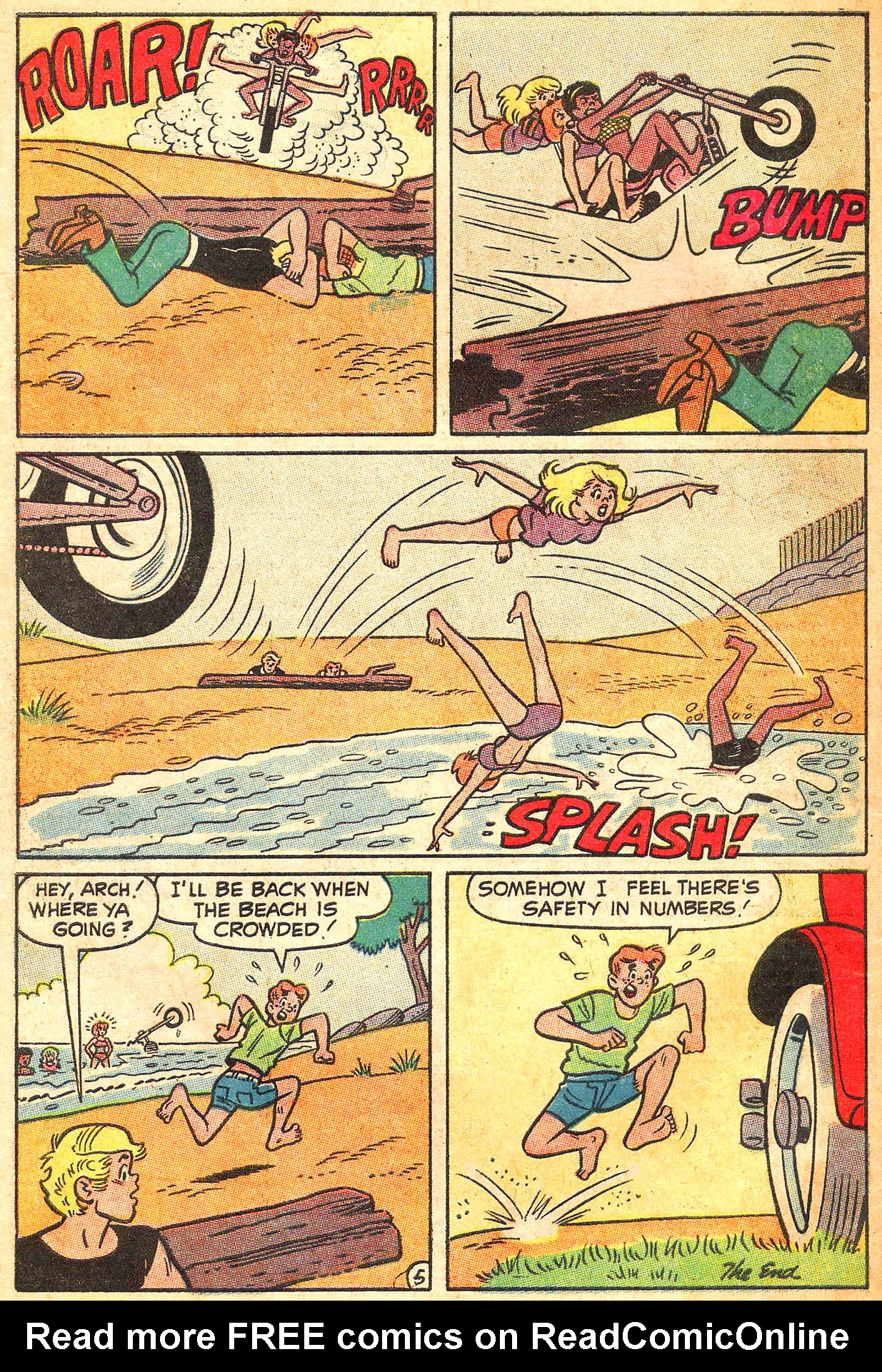 Read online She's Josie comic -  Issue #56 - 50
