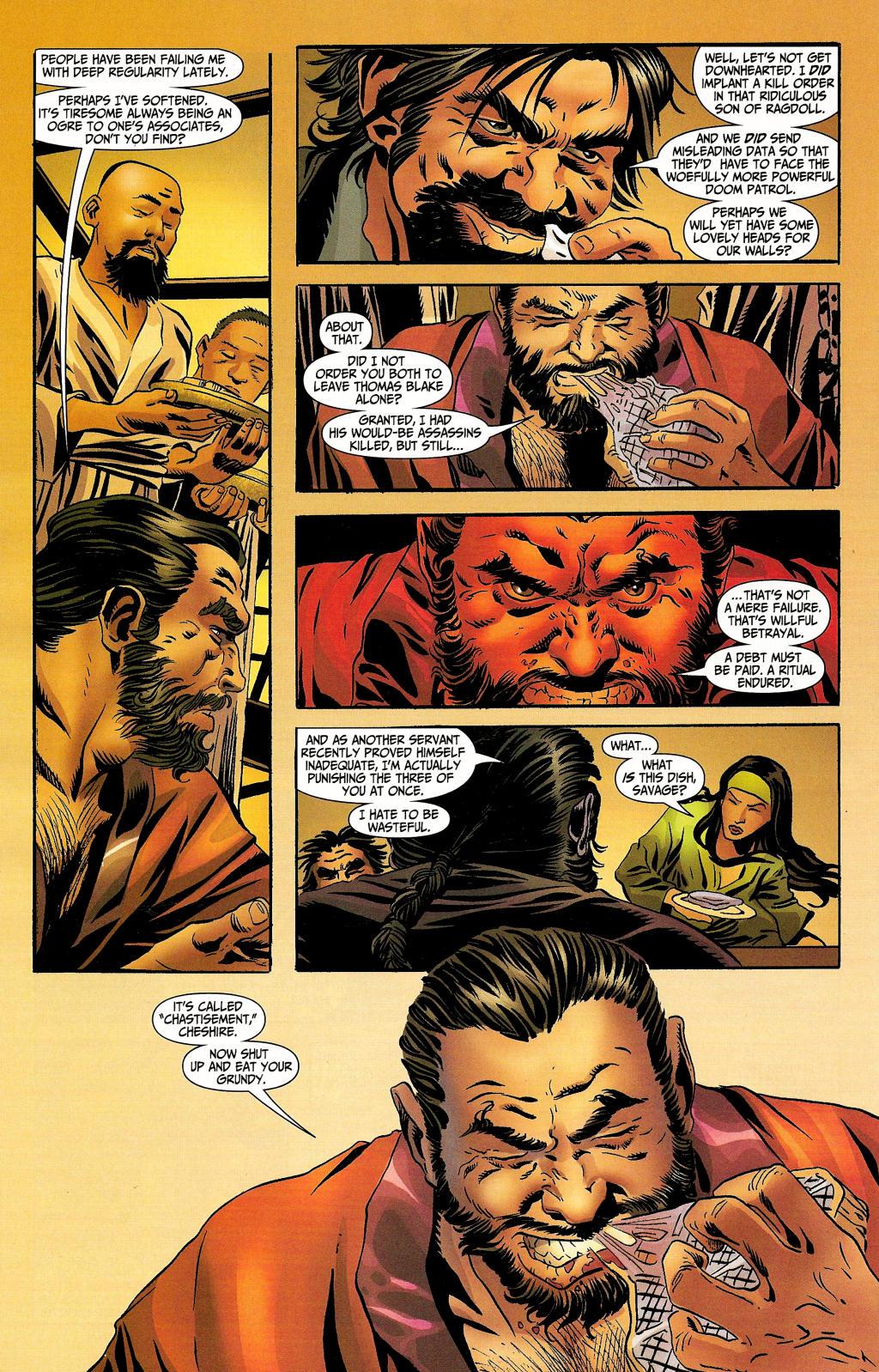 Read online Secret Six (2006) comic -  Issue #4 - 4