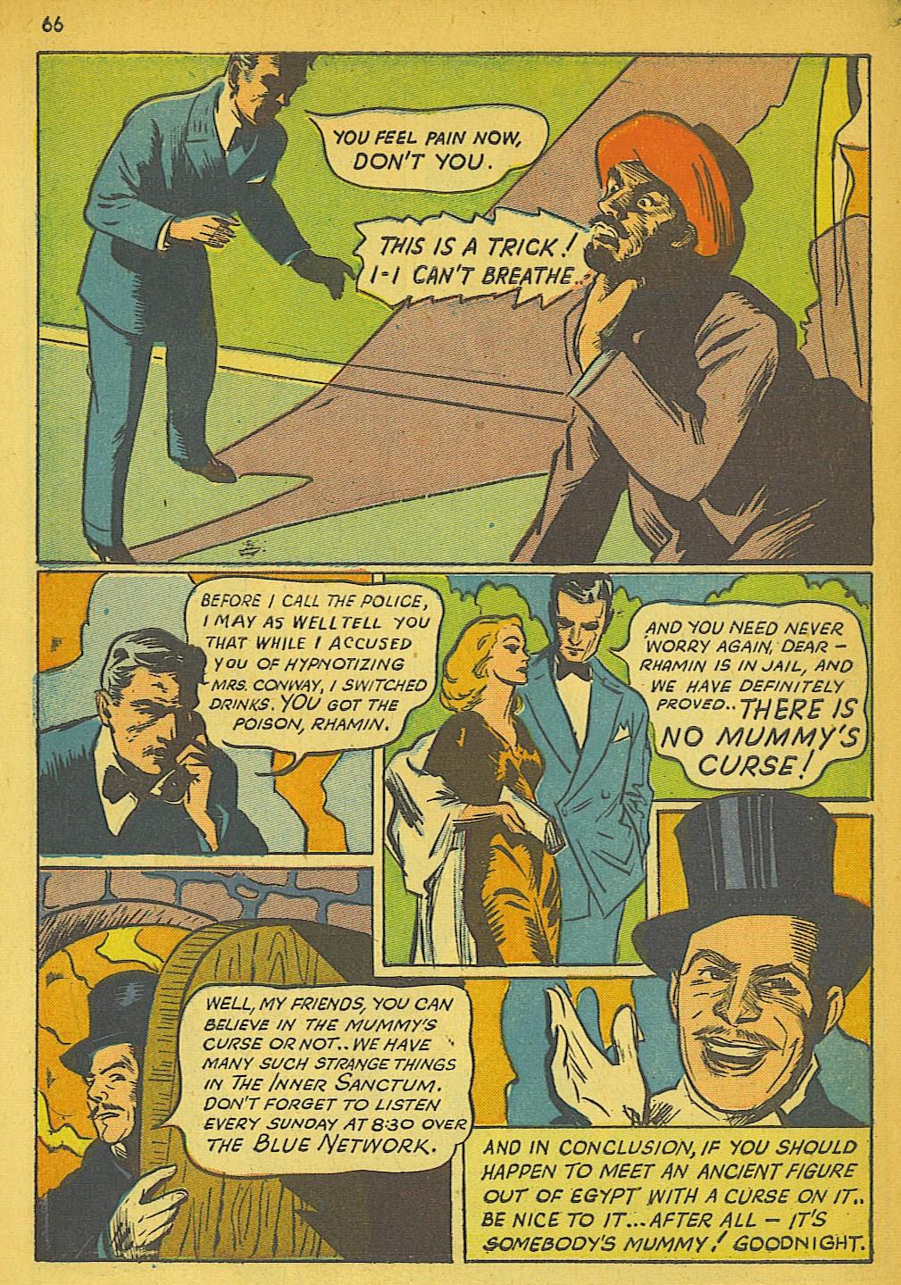 Read online Super-Magician Comics comic -  Issue #19 - 58