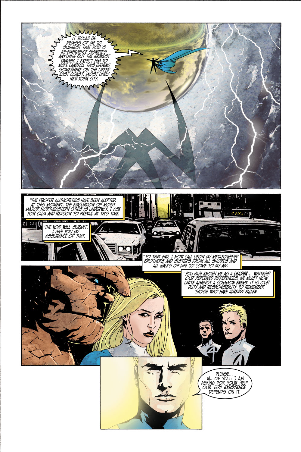 Read online Sentry (2000) comic -  Issue #5 - 18