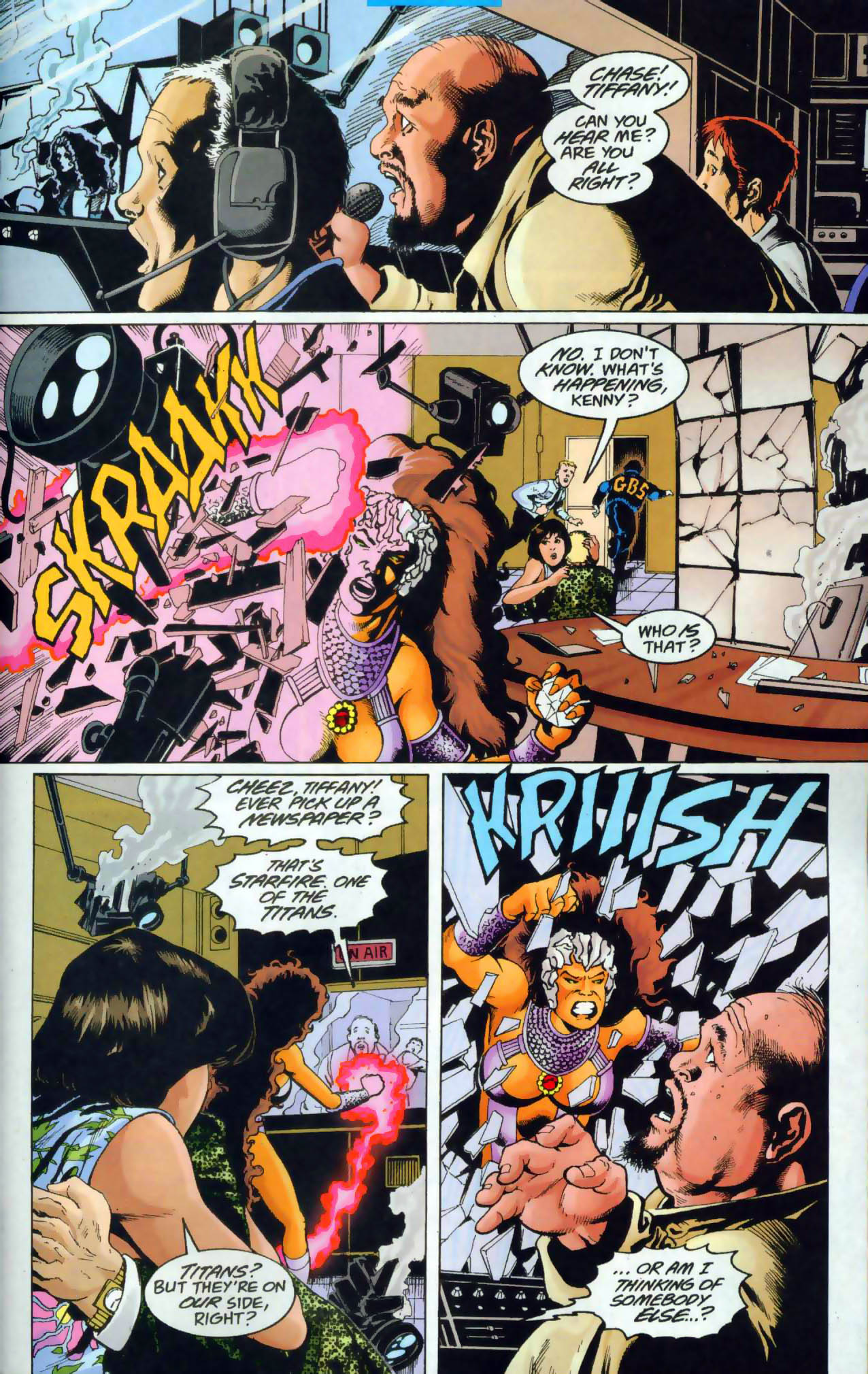 Read online The Titans (1999) comic -  Issue #48 - 6