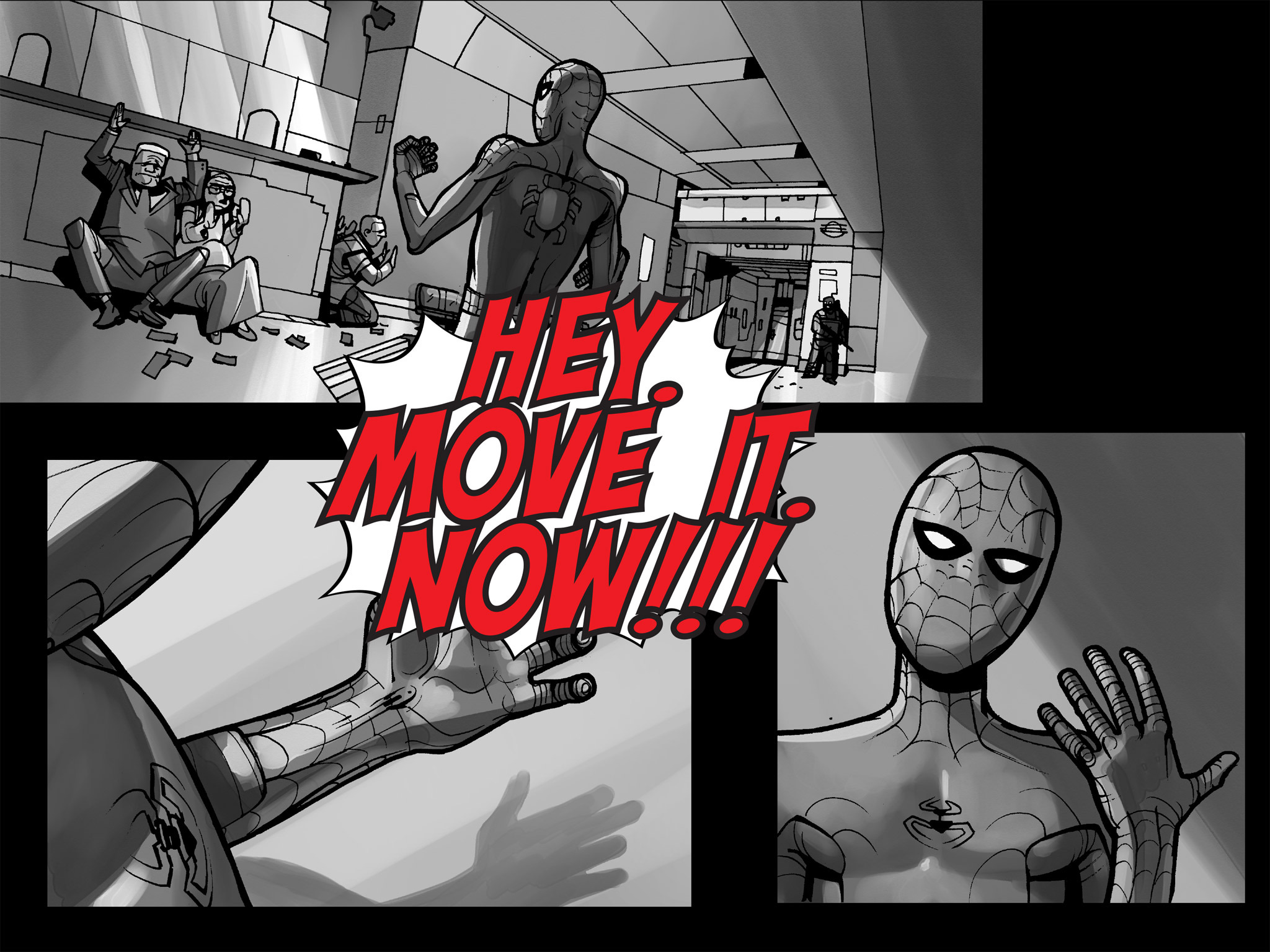 Read online Amazing Spider-Man: Who Am I? comic -  Issue # Full (Part 1) - 18
