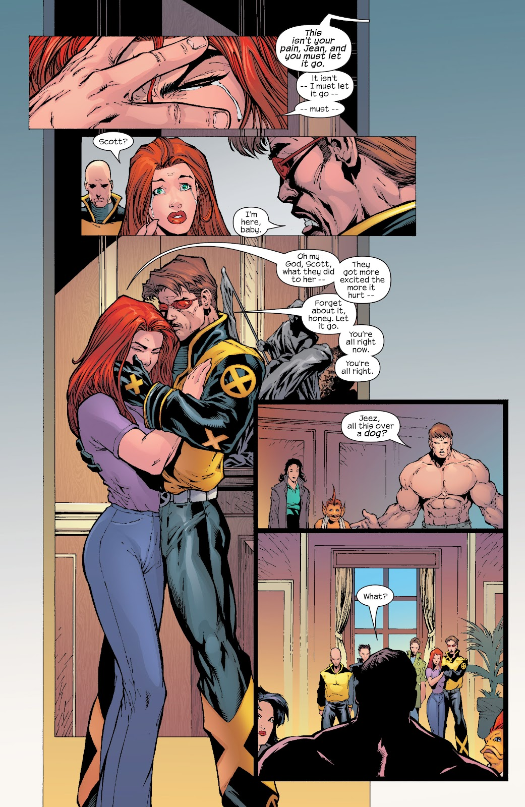Read online X-Men: Unstoppable comic -  Issue # TPB (Part 2) - 81