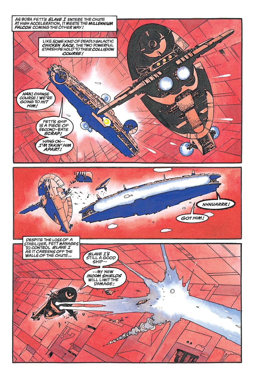 Read online Star Wars: Dark Empire Trilogy comic -  Issue # TPB (Part 2) - 97