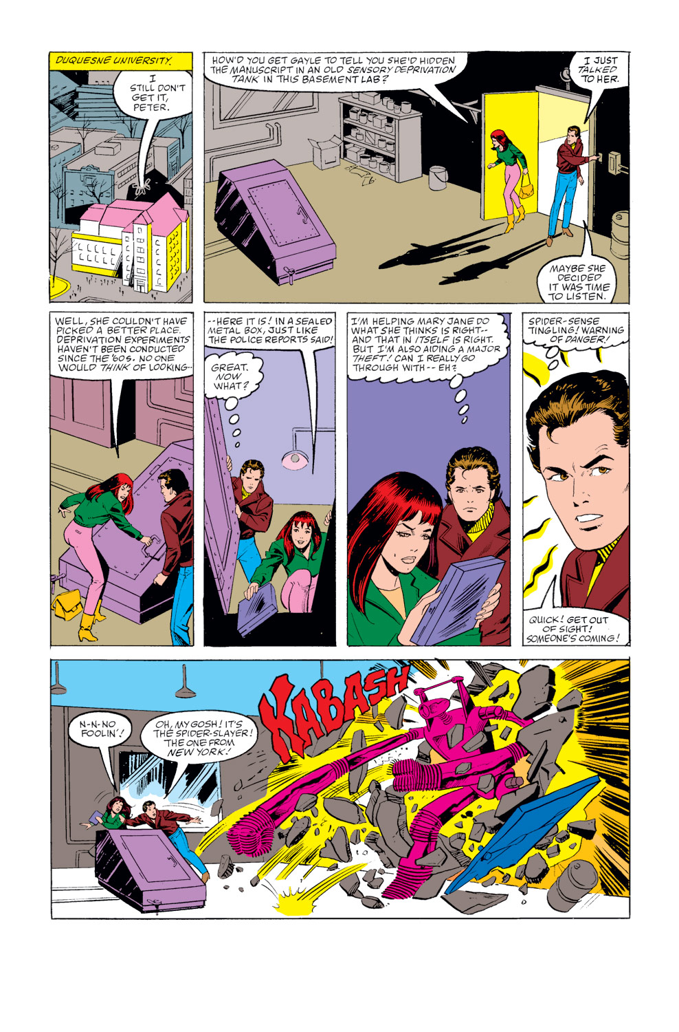 The Amazing Spider-Man (1963) 292 Page 12