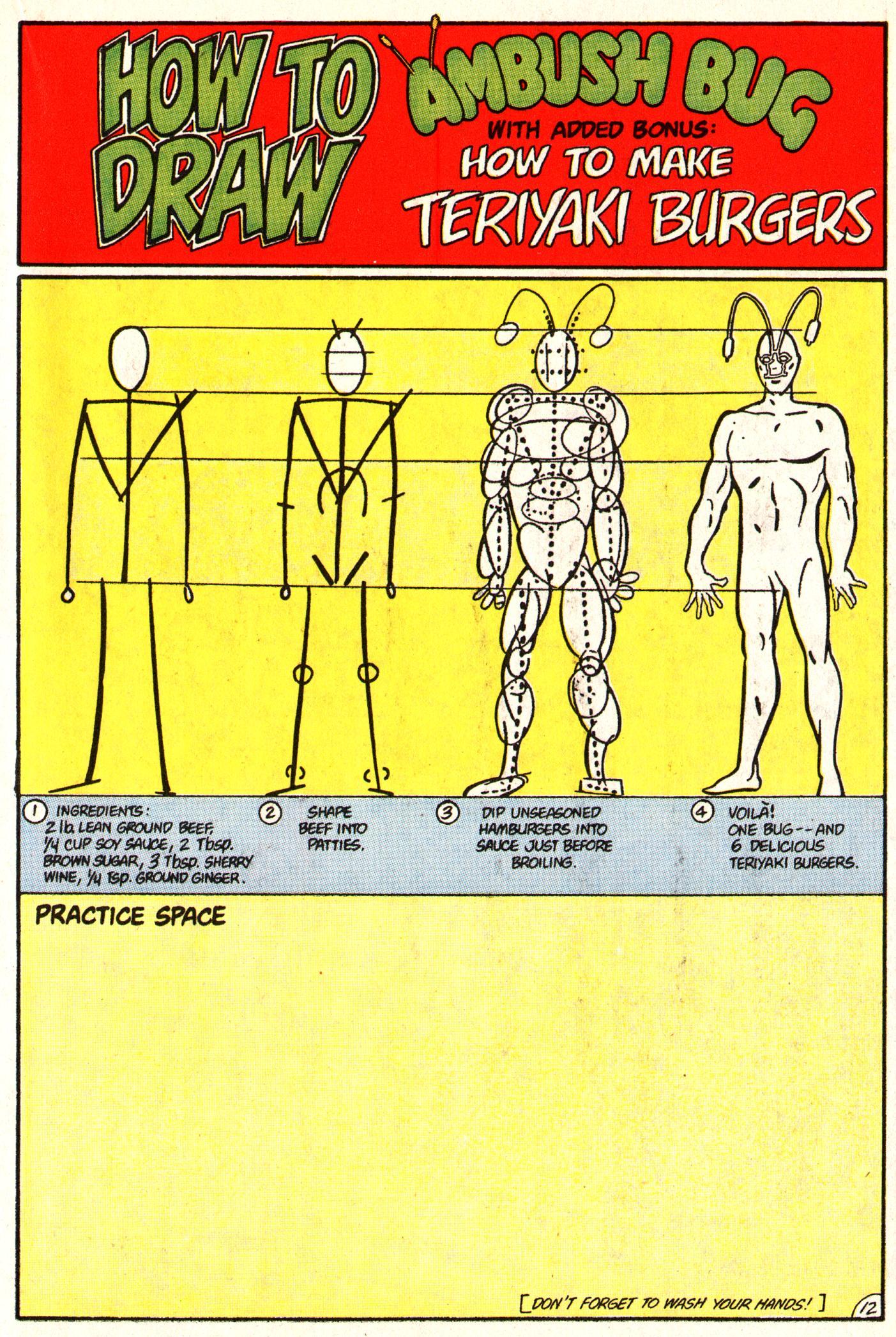 Read online Ambush Bug comic -  Issue #3 - 17