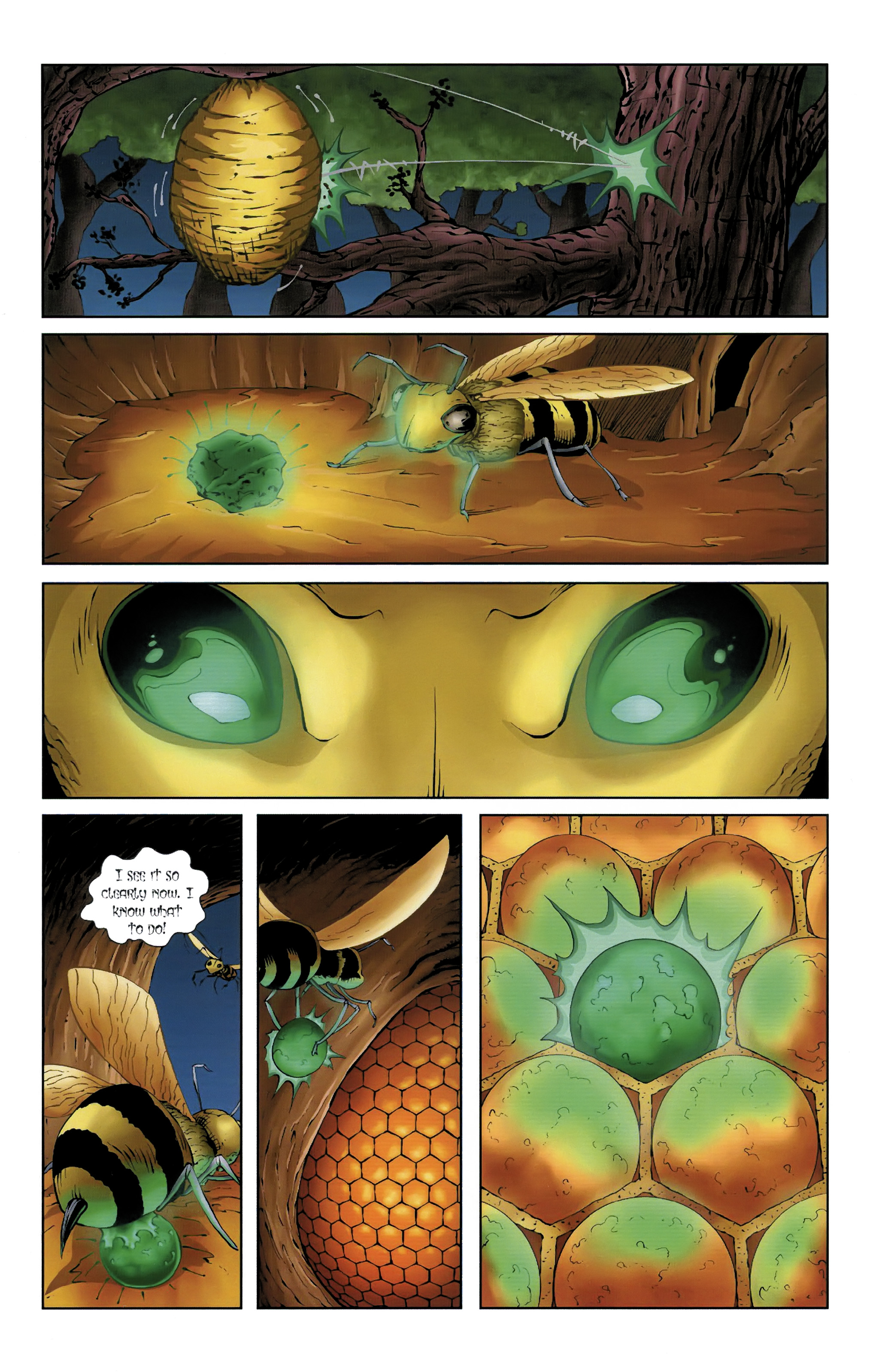 Read online Dead Pooh comic -  Issue #3 - 8