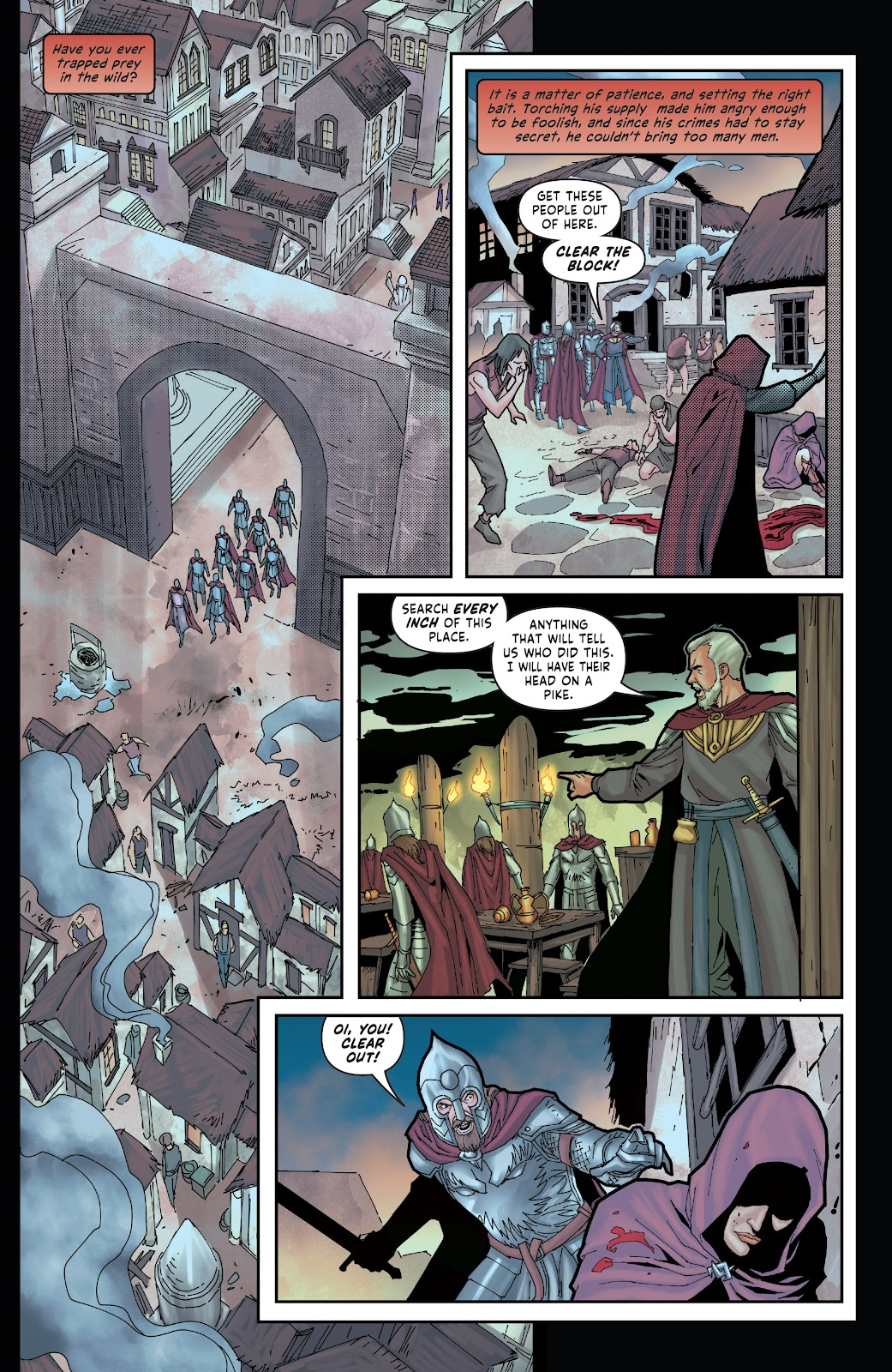 Red Sonja: The Price of Blood issue 2 - Page 24