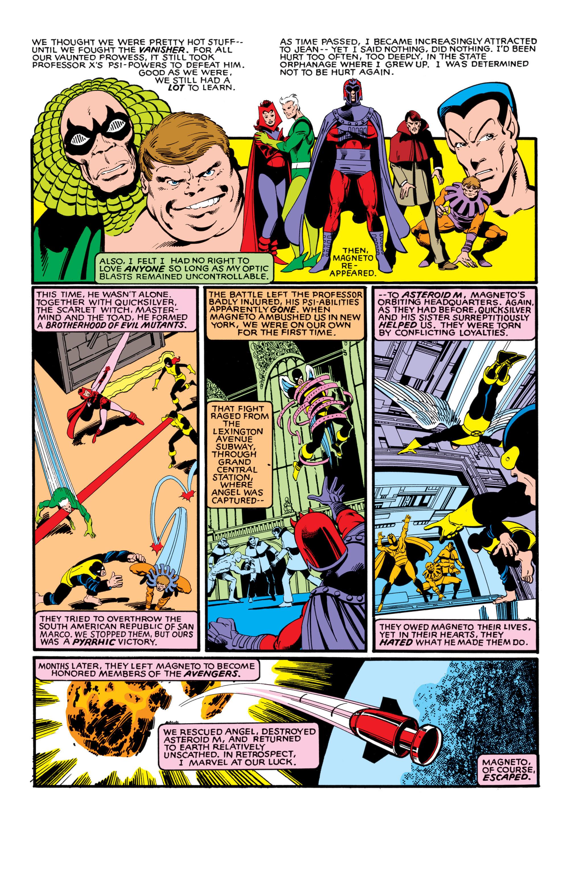 Read online Uncanny X-Men (1963) comic -  Issue #138 - 4
