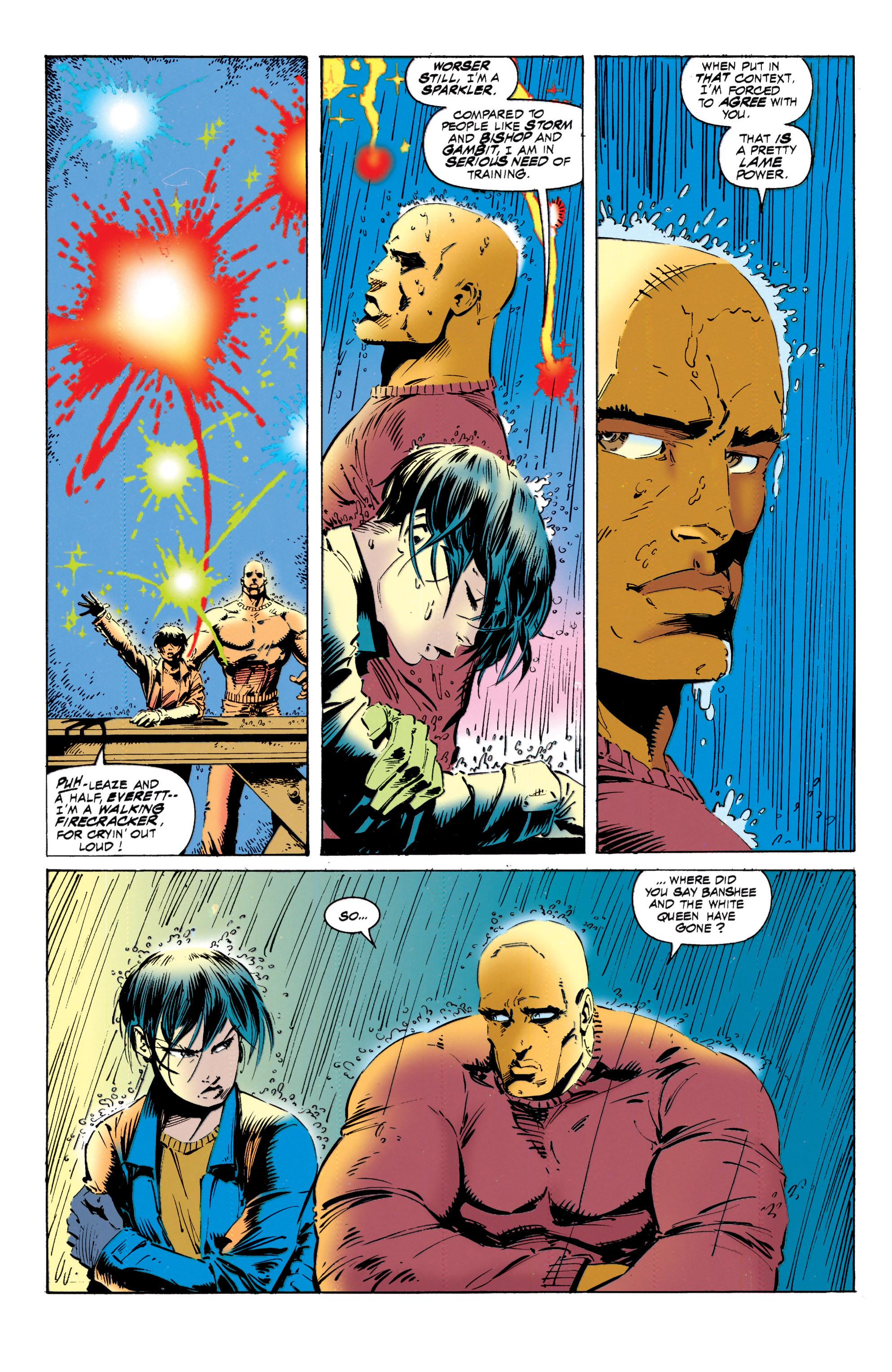 Read online Uncanny X-Men (1963) comic -  Issue #317 - 15