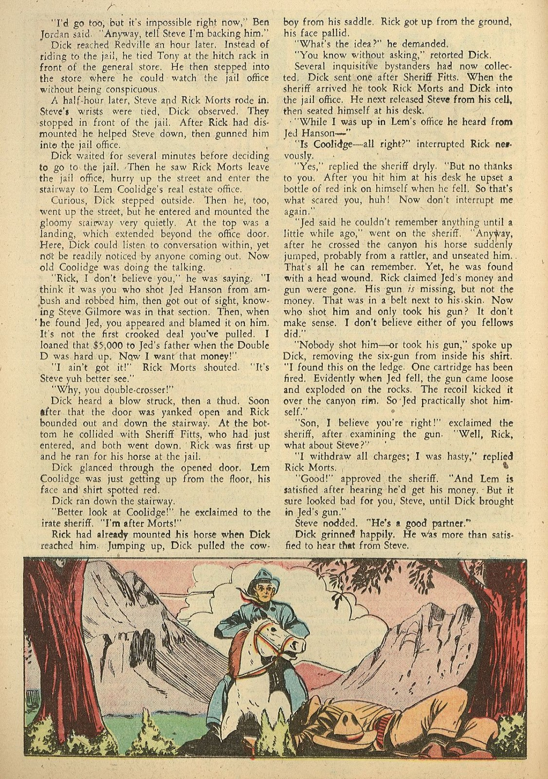 Read online Famous Funnies comic -  Issue #148 - 16