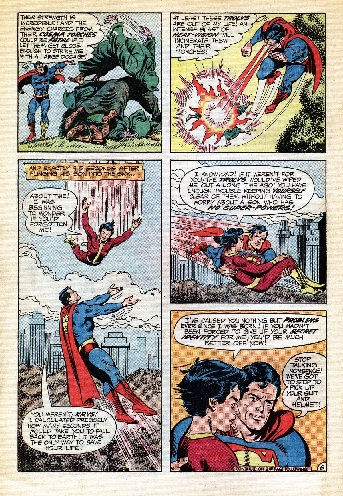 Read online Action Comics (1938) comic -  Issue #410 - 8