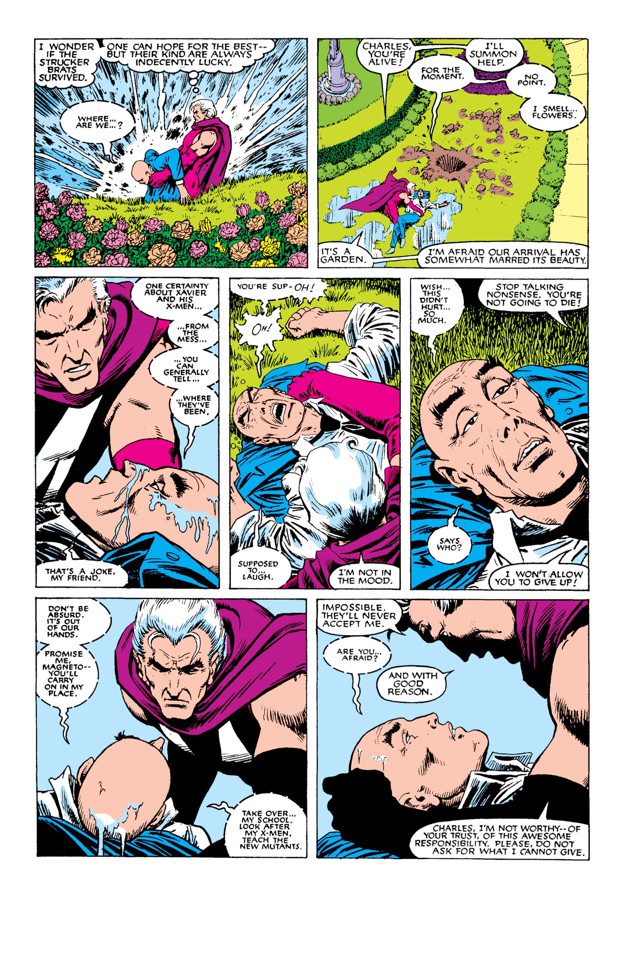 Read online Uncanny X-Men (1963) comic -  Issue #200 - 38