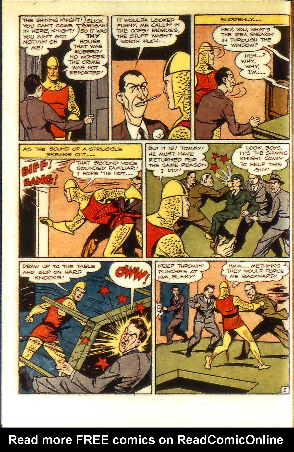 Read online Adventure Comics (1938) comic -  Issue #90 - 24