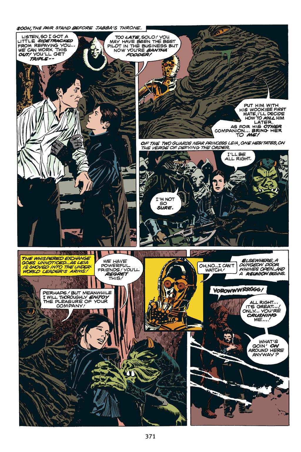 Read online Star Wars Omnibus comic -  Issue # Vol. 18.5 - 90
