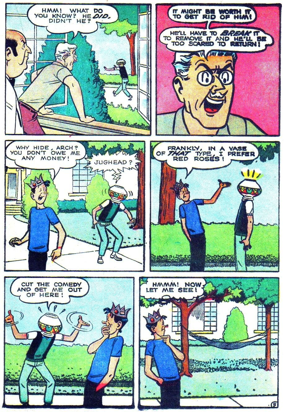 Read online Archie (1960) comic -  Issue #139 - 17
