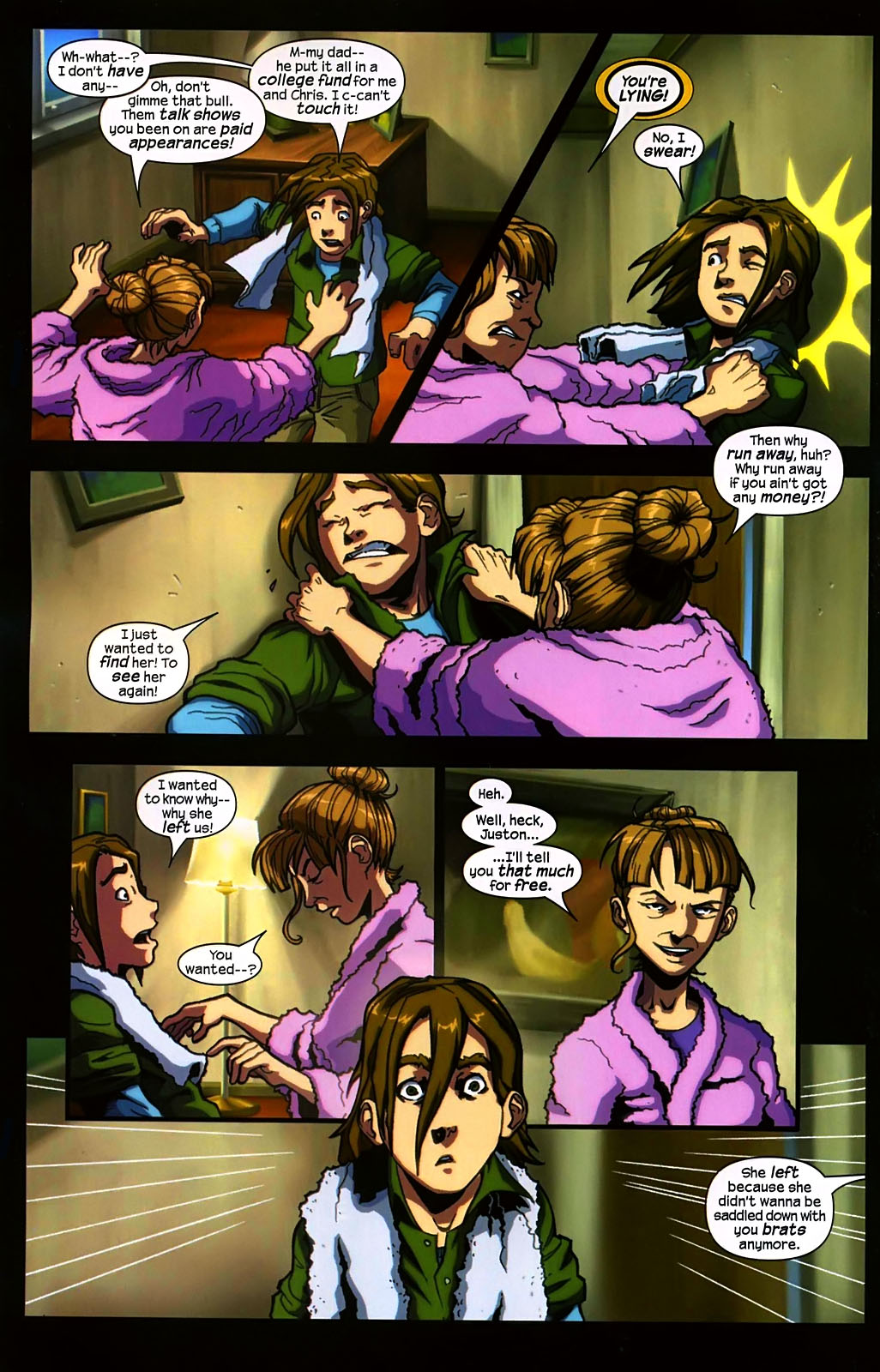 Read online Sentinel (2006) comic -  Issue #2 - 13