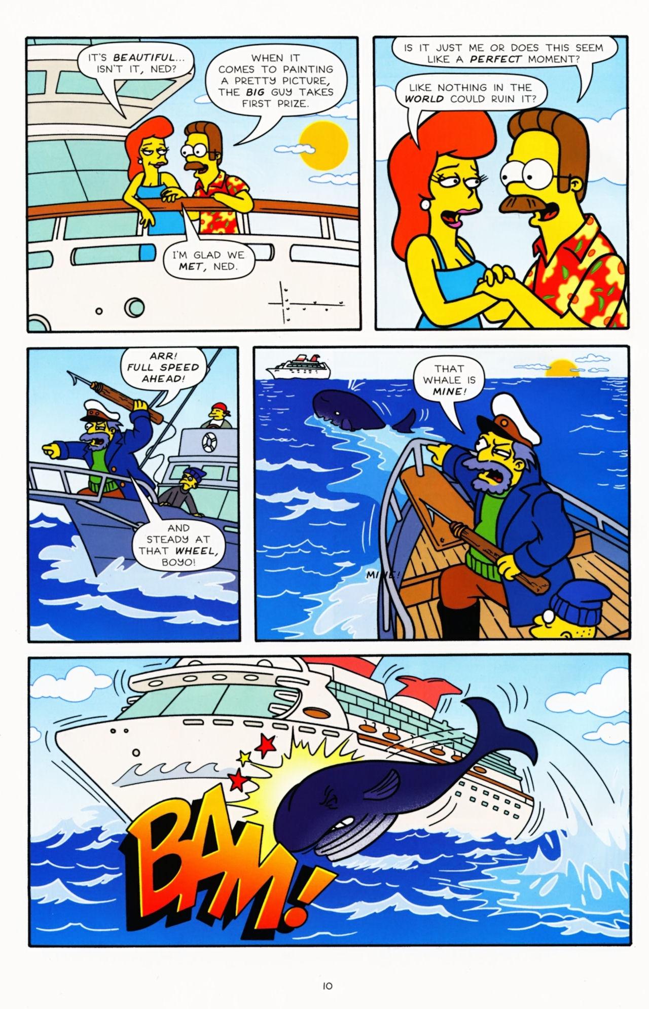 Read online Simpsons Comics comic -  Issue #181 - 9