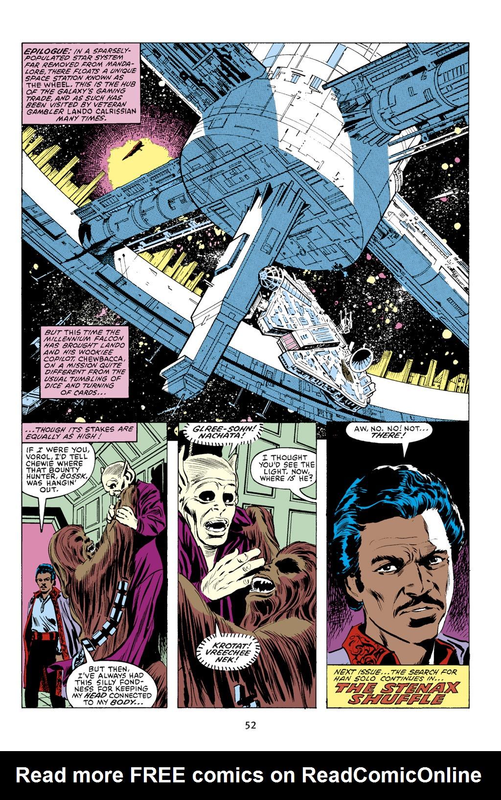 Read online Star Wars Omnibus comic -  Issue # Vol. 18 - 45