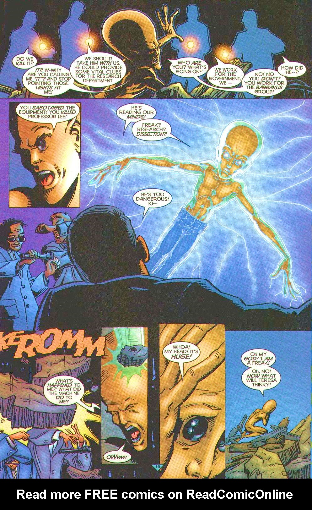 Read online Trinity Angels comic -  Issue #10 - 10