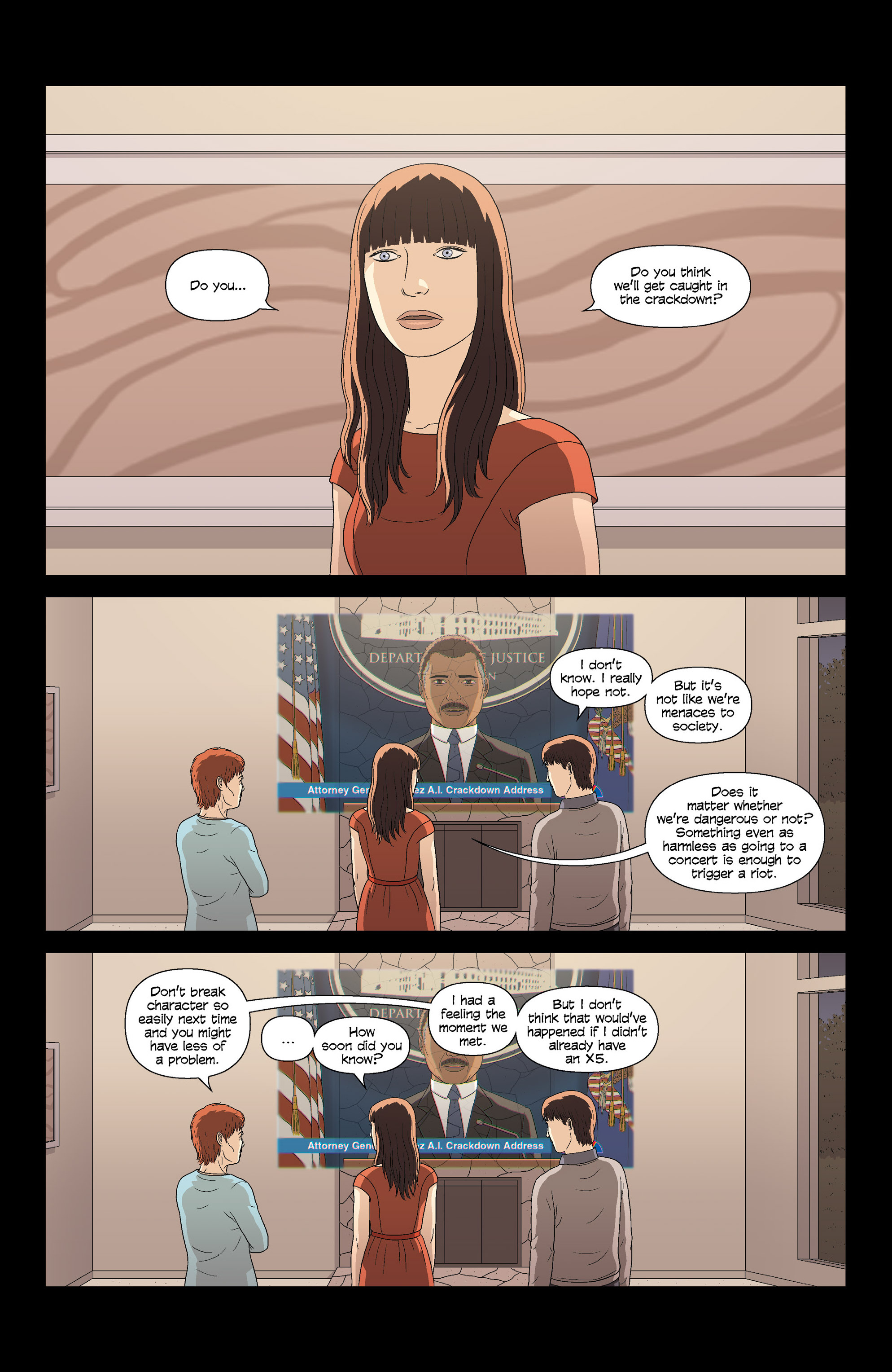 Read online Alex   Ada comic -  Issue #8 - 3