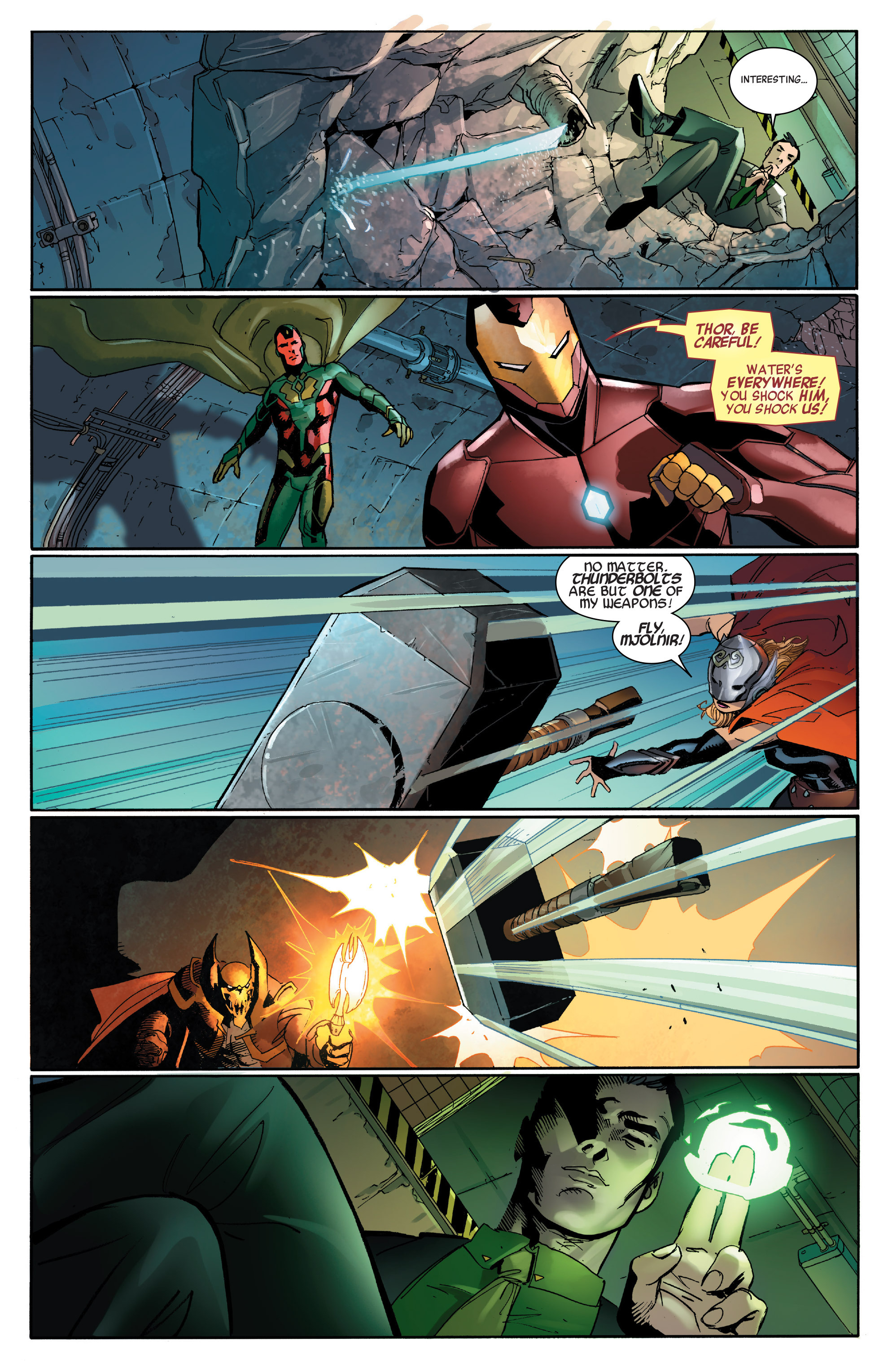 Read online All-New, All-Different Avengers comic -  Issue #2 - 19