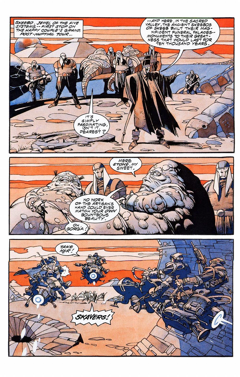 Read online Star Wars Omnibus comic -  Issue # Vol. 12 - 384