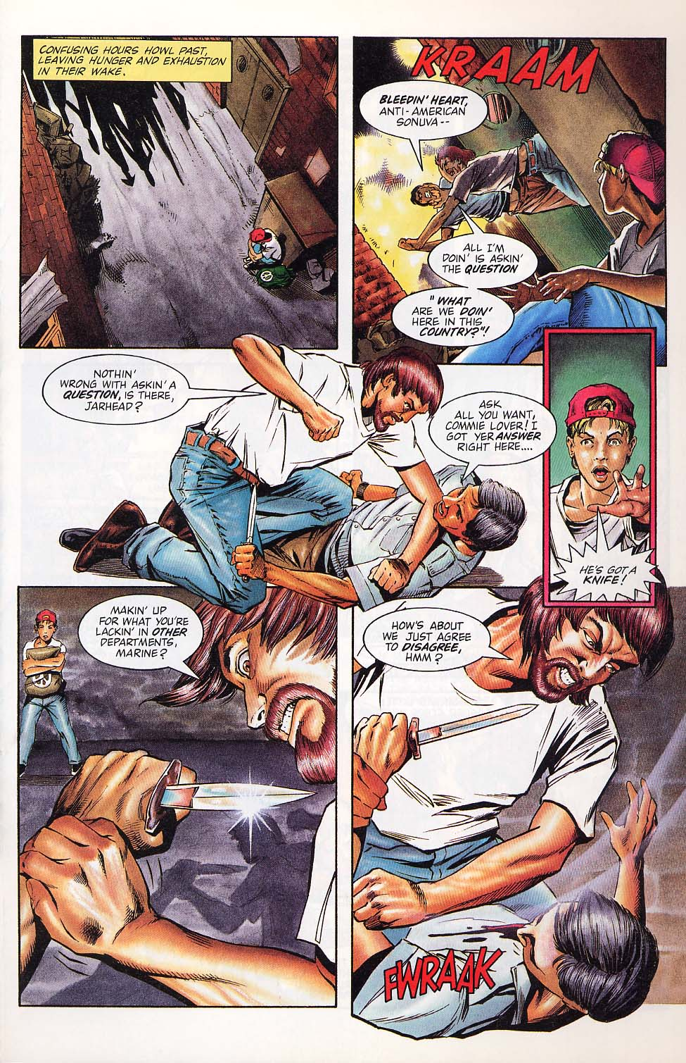 Read online Charlemagne comic -  Issue #1 - 10