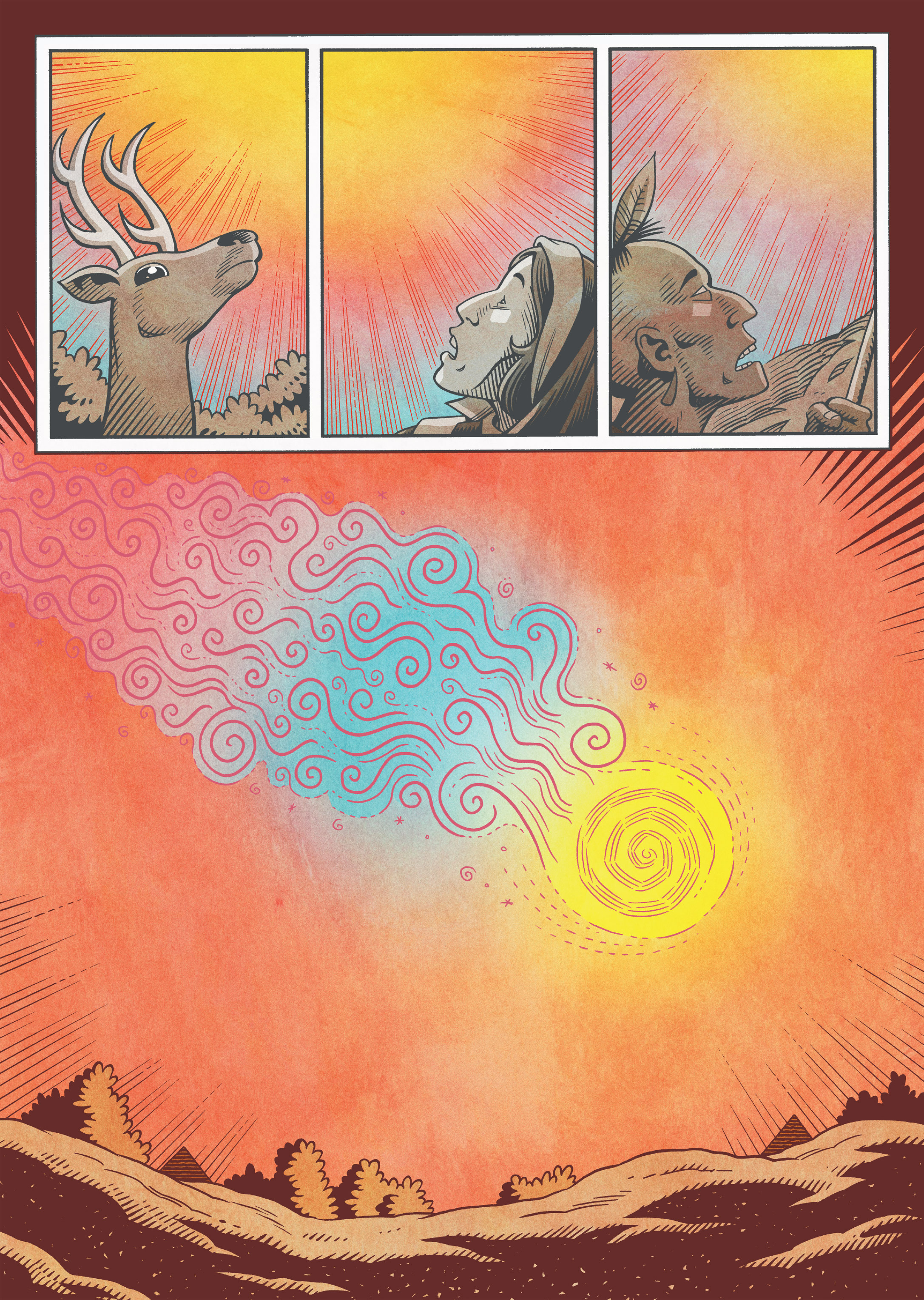 Read online Jim Henson's The Musical Monsters of Turkey Hollow comic -  Issue # Full - 9