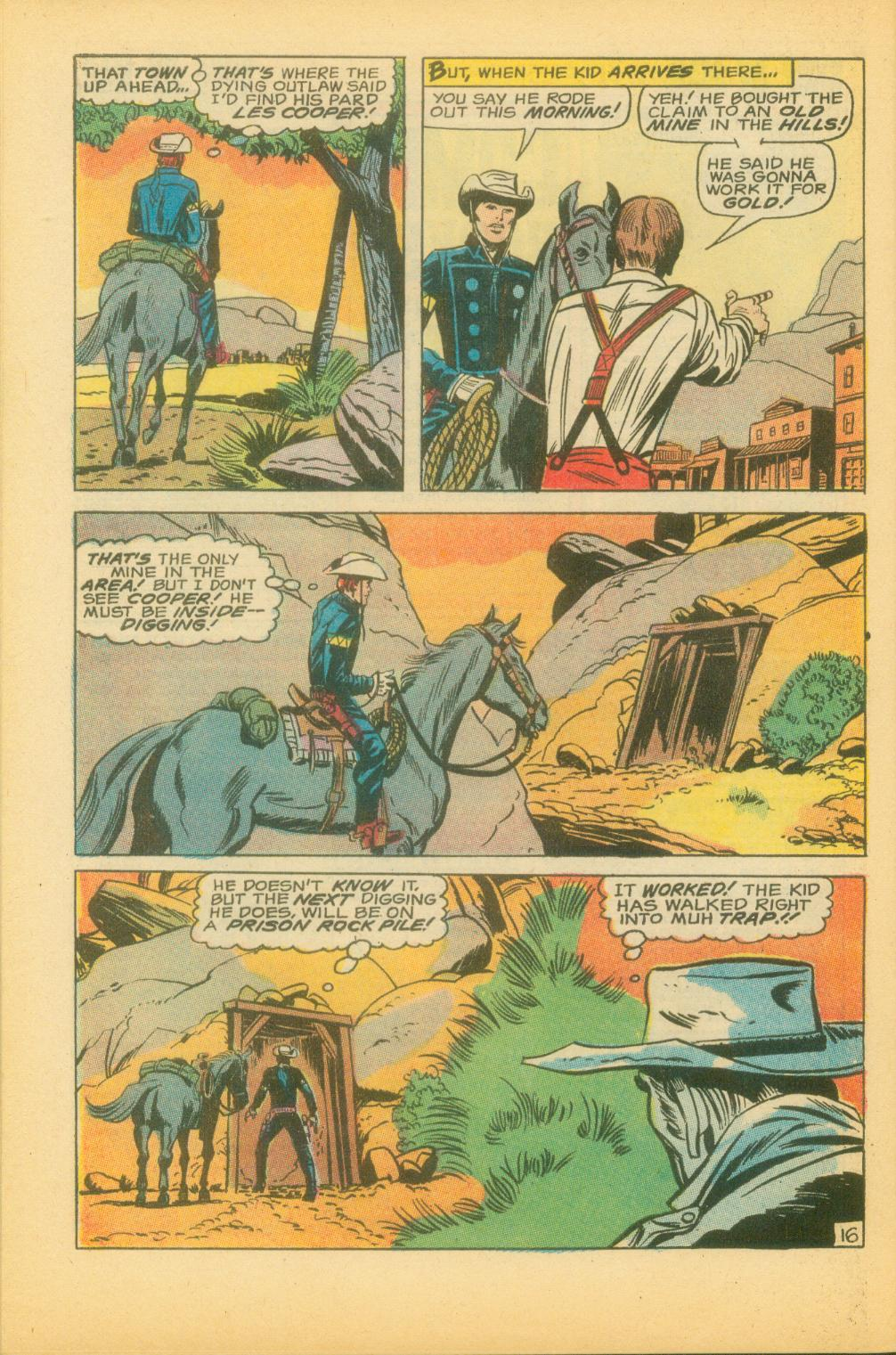 The Rawhide Kid (1955) issue 73 - Page 29