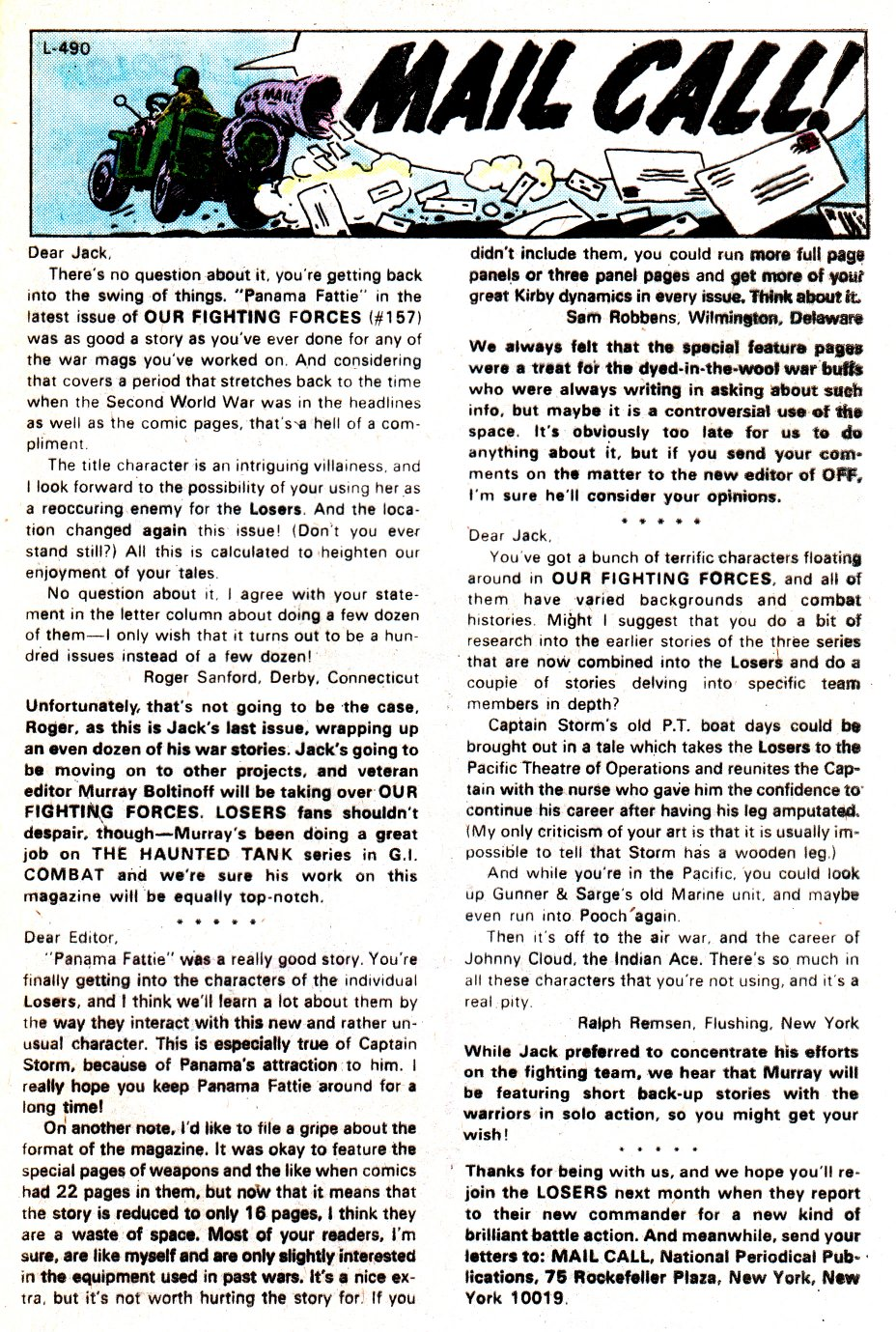 Our Fighting Forces (1954) issue 162 - Page 32