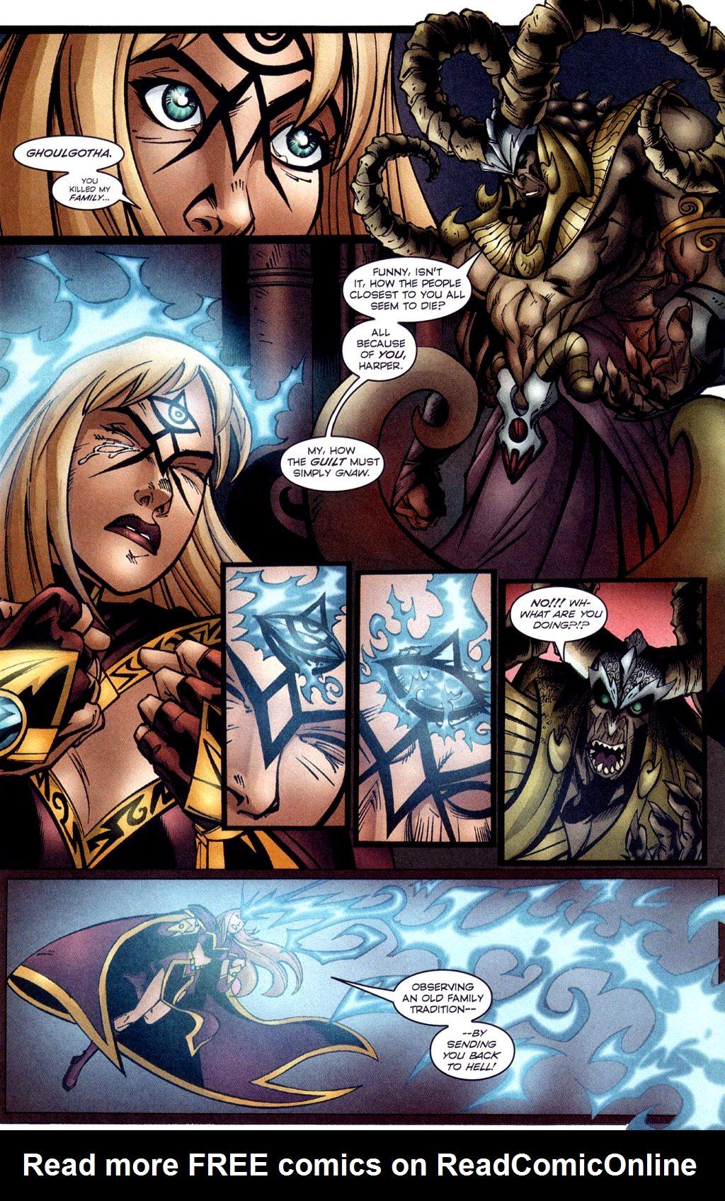 Read online Jezebelle comic -  Issue #3 - 13