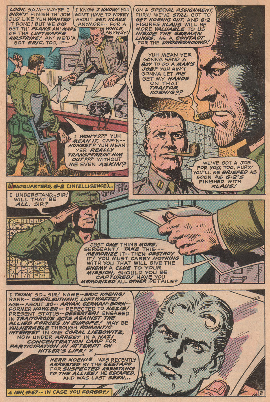 Read online Sgt. Fury comic -  Issue #78 - 4