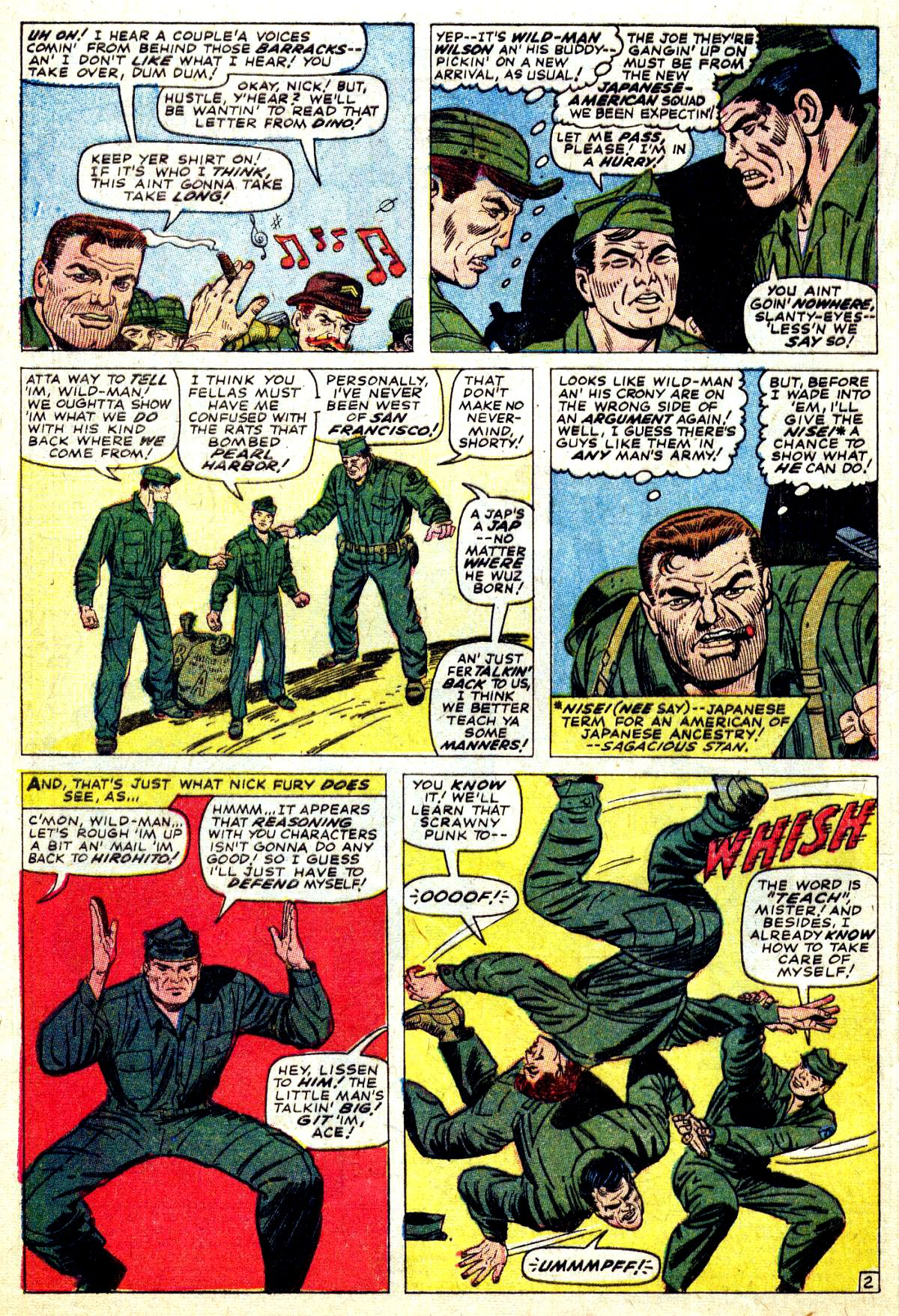 Read online Sgt. Fury comic -  Issue #38 - 4