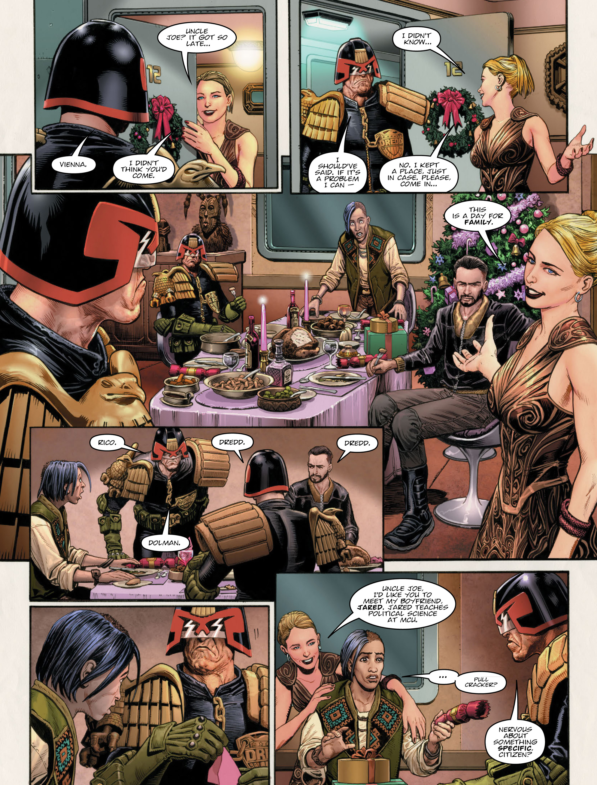Read online 2000 AD comic -  Issue #2011 - 10