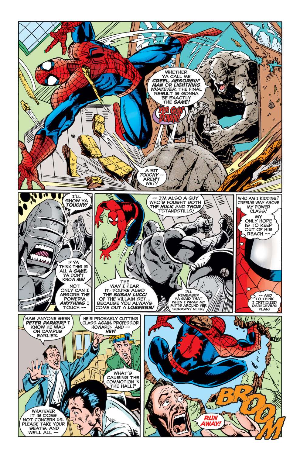 The Amazing Spider-Man (1963) 429 Page 15