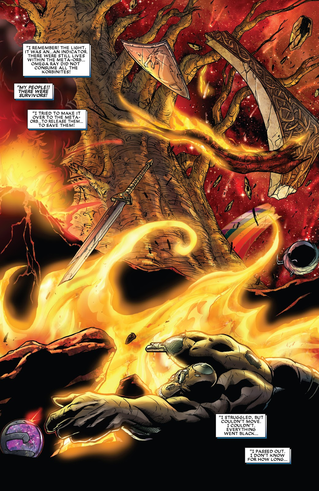 Read online Thor: Ragnaroks comic -  Issue # TPB (Part 4) - 82