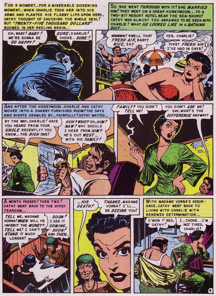 Read online Shock SuspenStories comic -  Issue #6 - 7