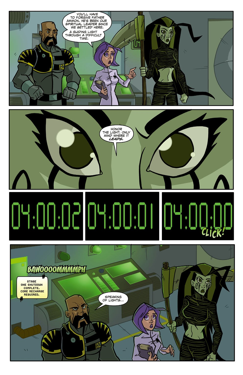 Read online Xombie Reanimated comic -  Issue #2 - 23