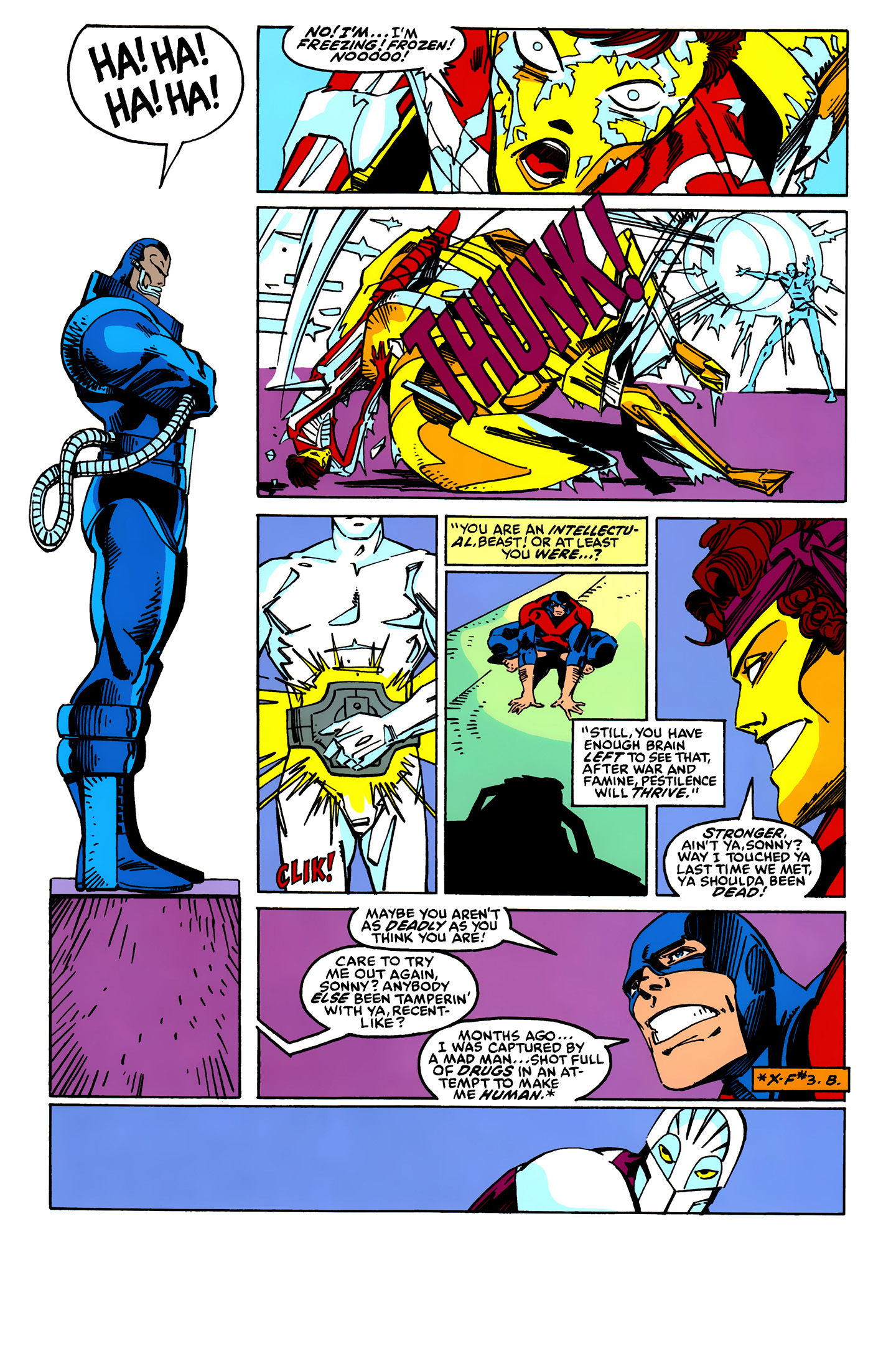 Read online X-Factor (1986) comic -  Issue #24 - 14
