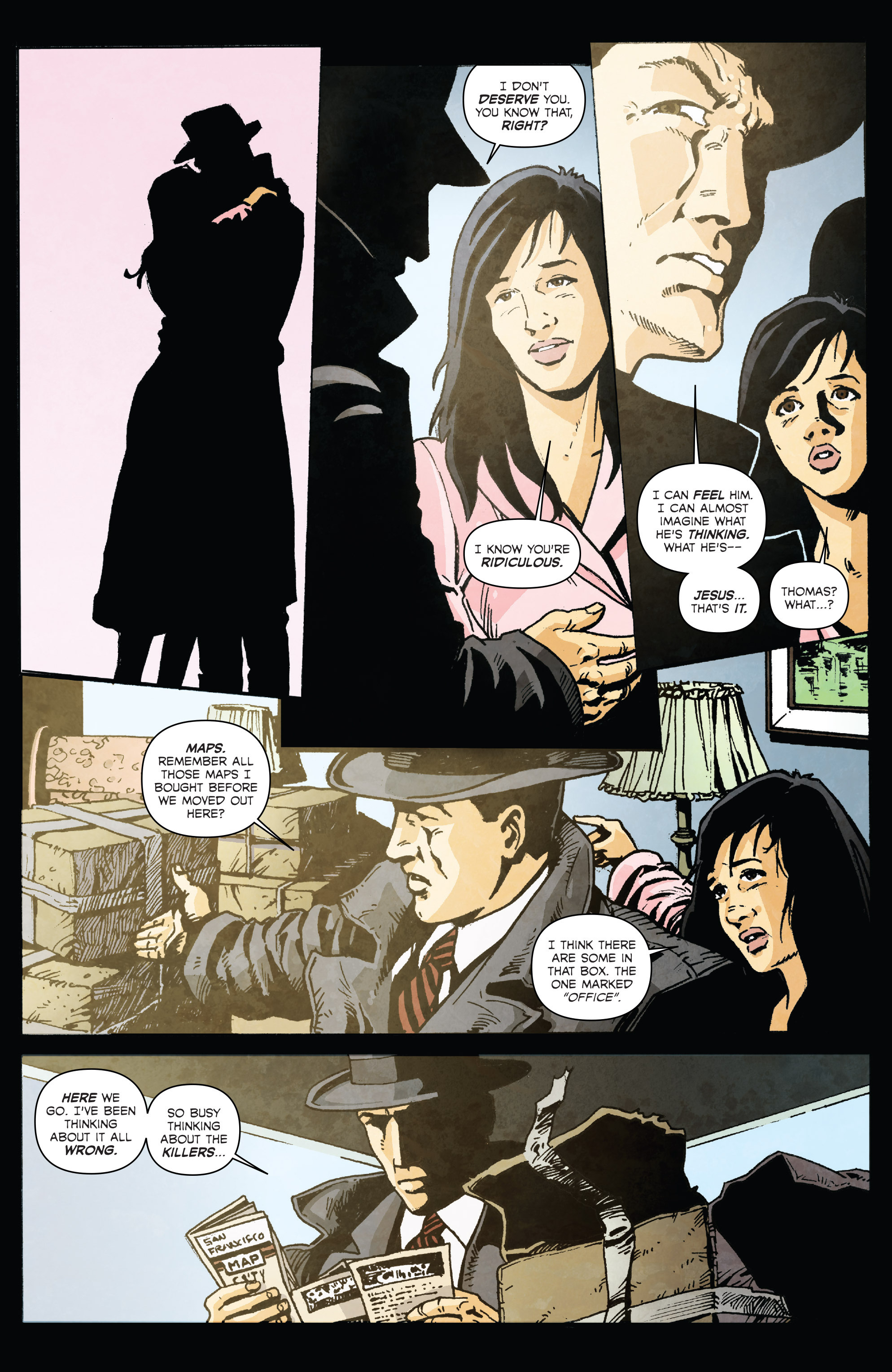 Read online Seduction of the Innocent (2015) comic -  Issue #2 - 13