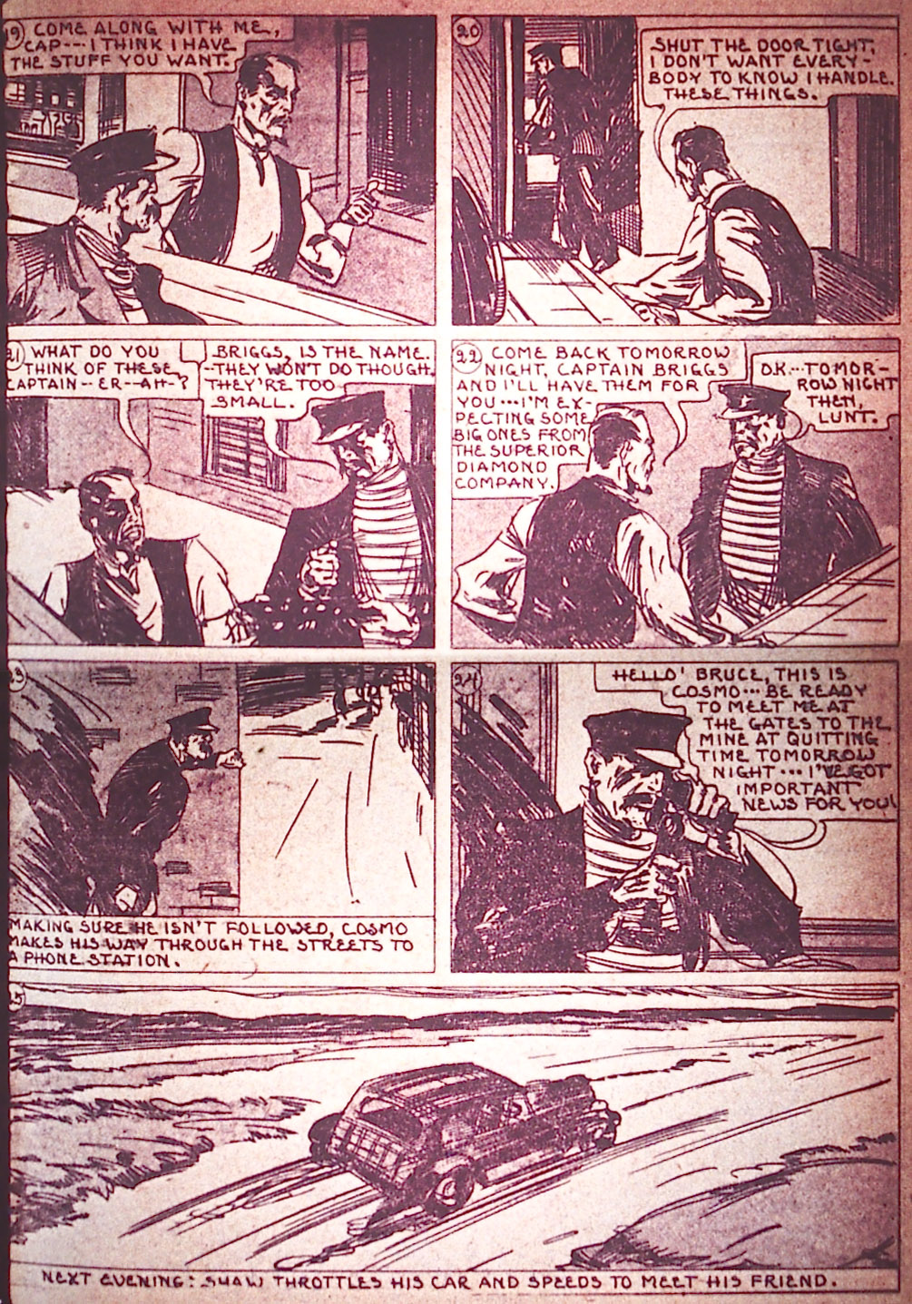 Detective Comics (1937) 6 Page 18